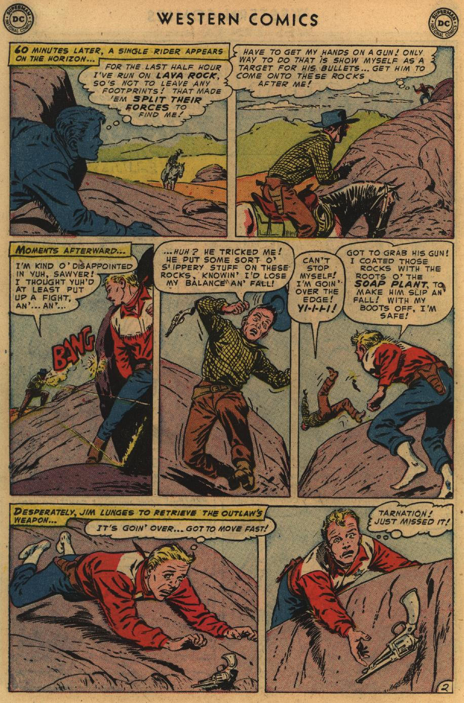 Western Comics issue 40 - Page 22