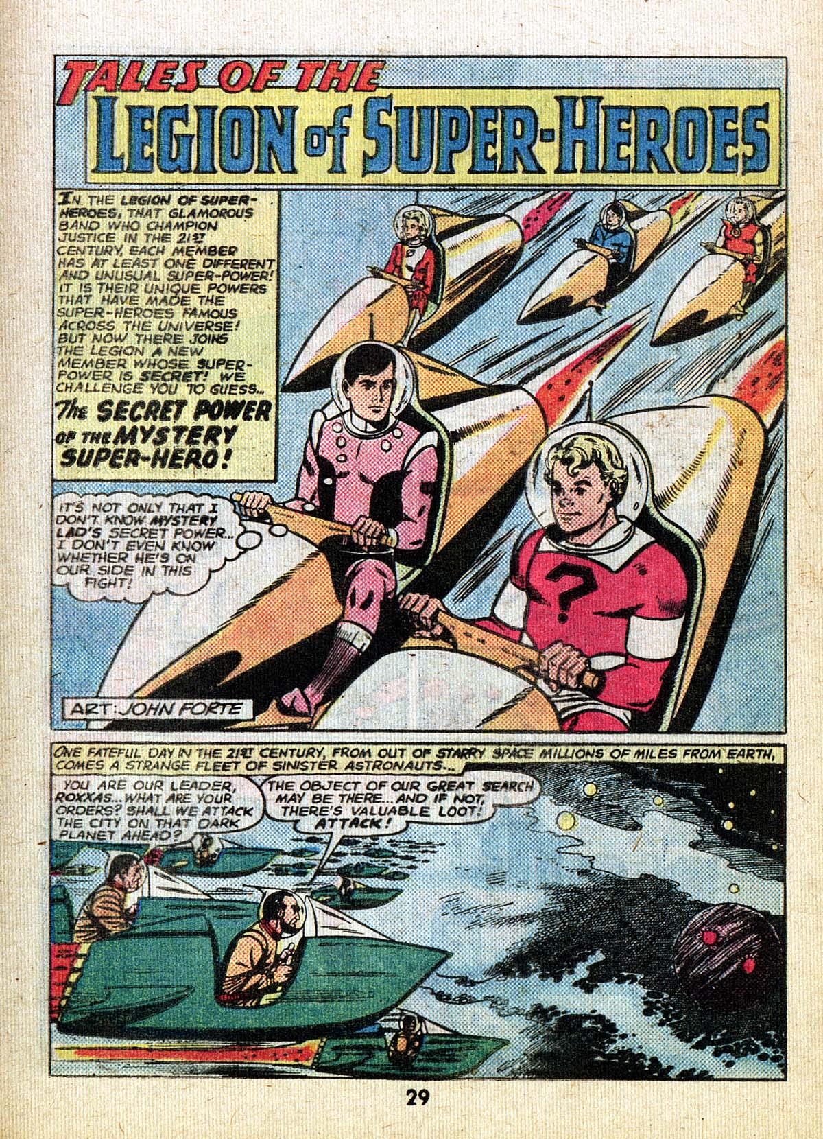 Read online Adventure Comics (1938) comic -  Issue #500 - 29