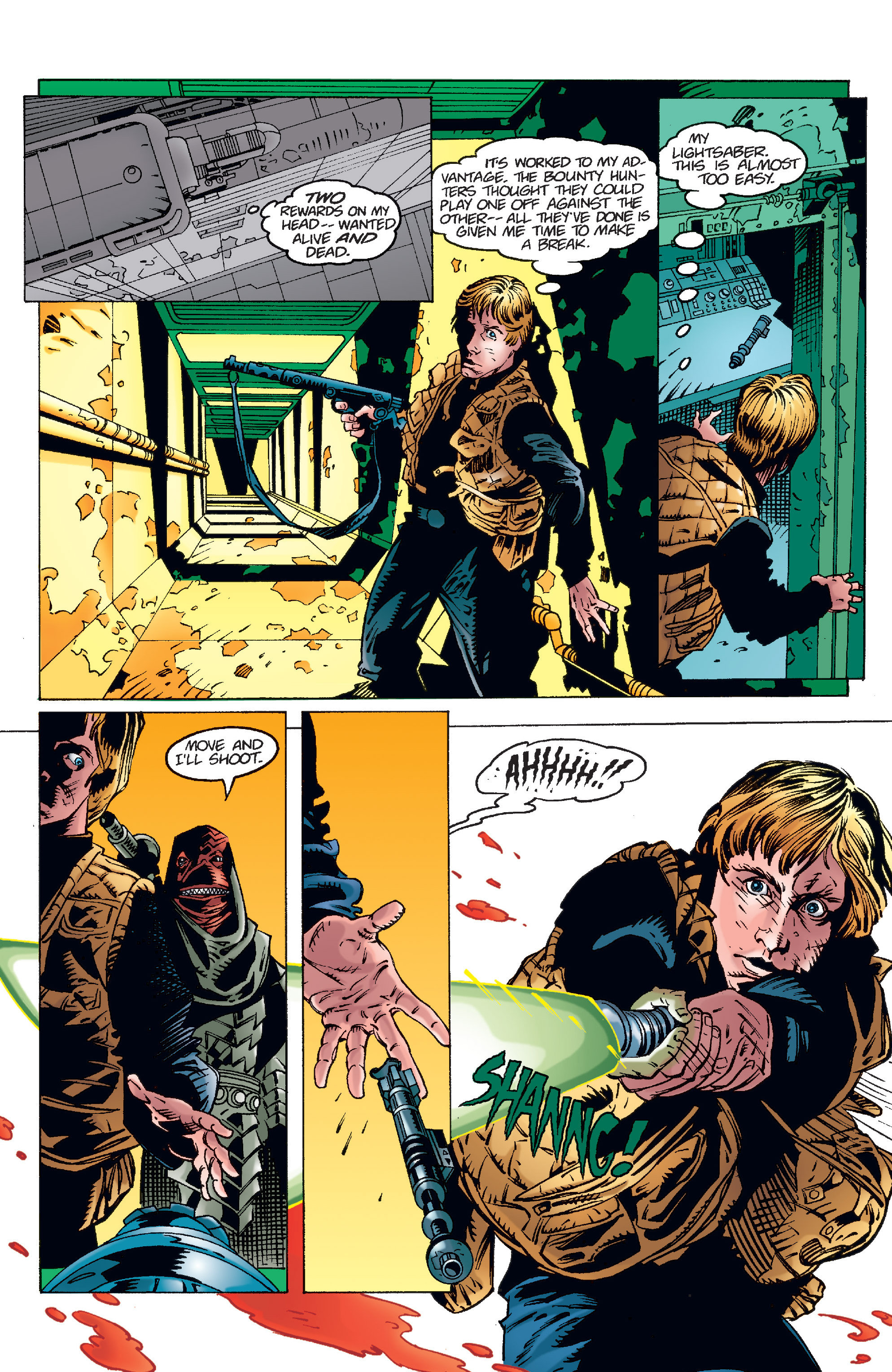 Read online Star Wars Omnibus comic -  Issue # Vol. 11 - 106