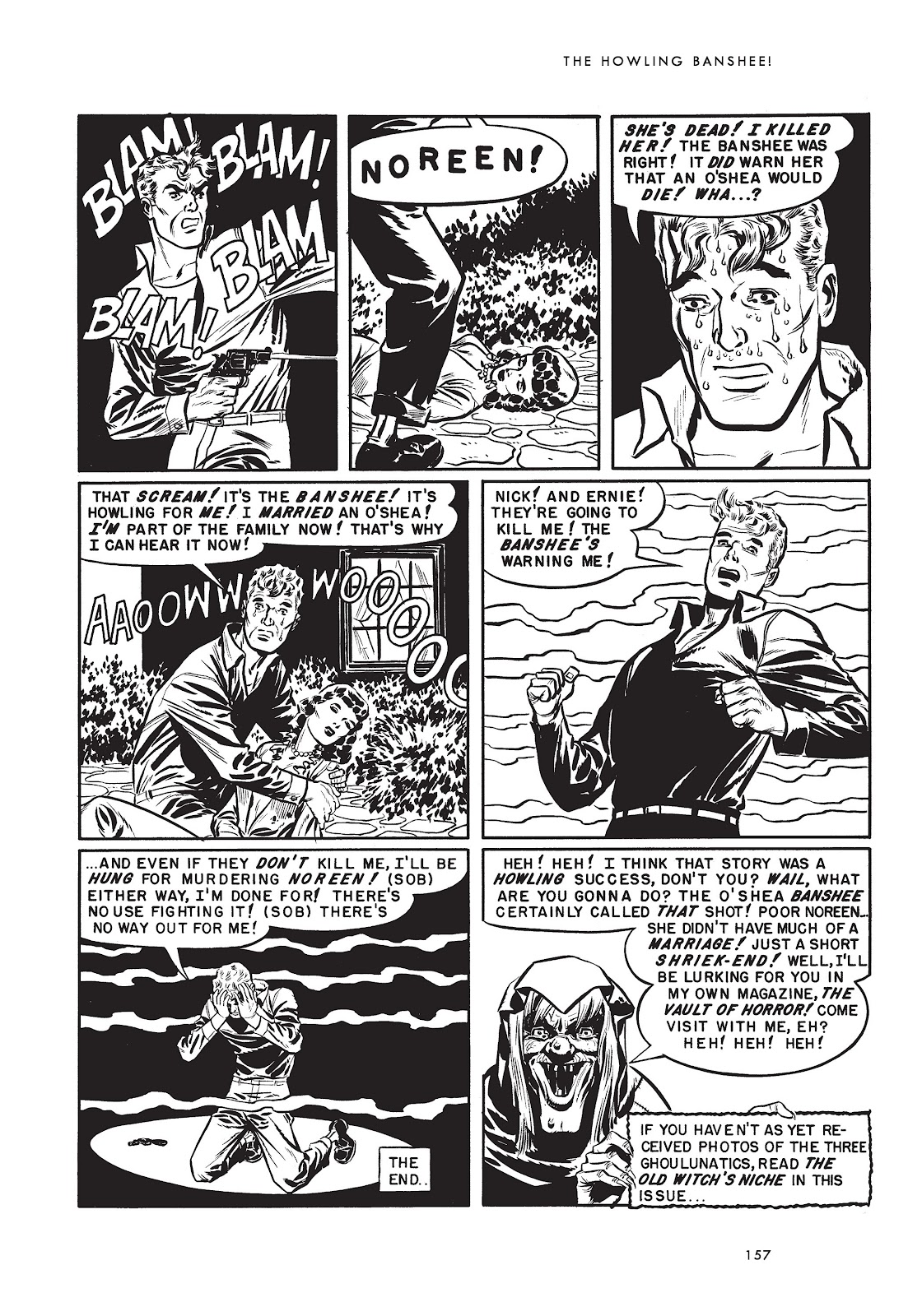 Read online Voodoo Vengeance and Other Stories comic -  Issue # TPB (Part 2) - 75