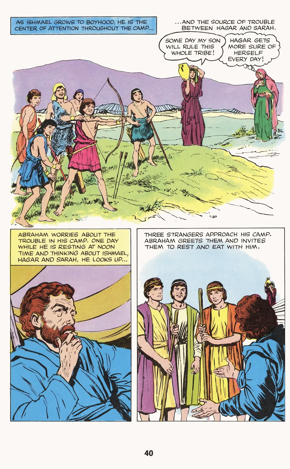 The Picture Bible issue TPB (Part 1) - Page 42