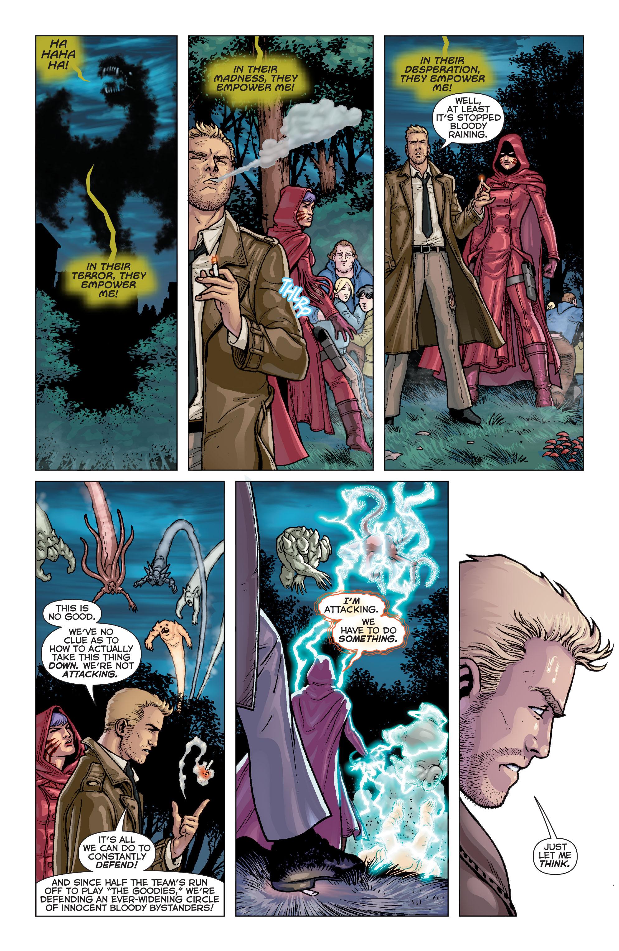 Read online Trinity of Sin: Pandora comic -  Issue #6 - 12