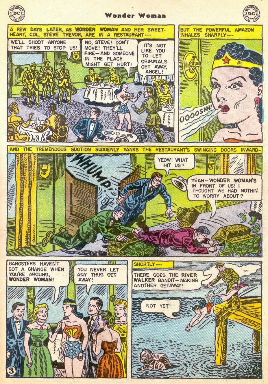 Read online Wonder Woman (1942) comic -  Issue #76 - 27