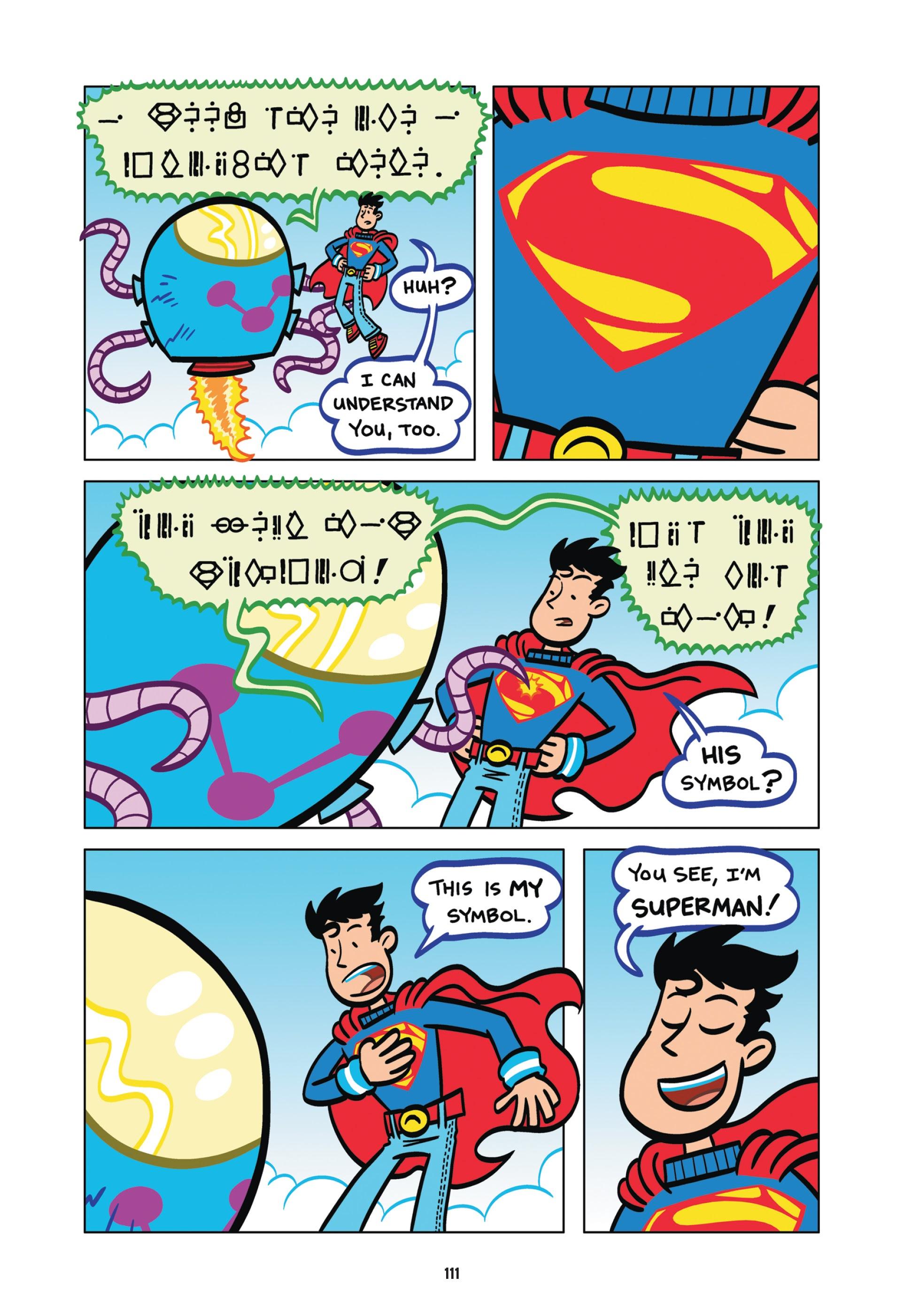 Superman of Smallville #TPB #1 - English 110