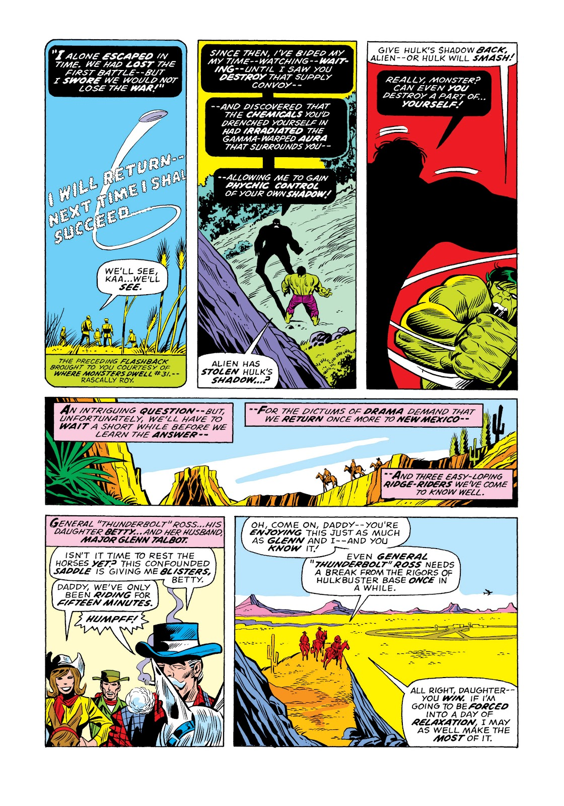 Read online Marvel Masterworks: The Incredible Hulk comic -  Issue # TPB 11 (Part 1) - 17