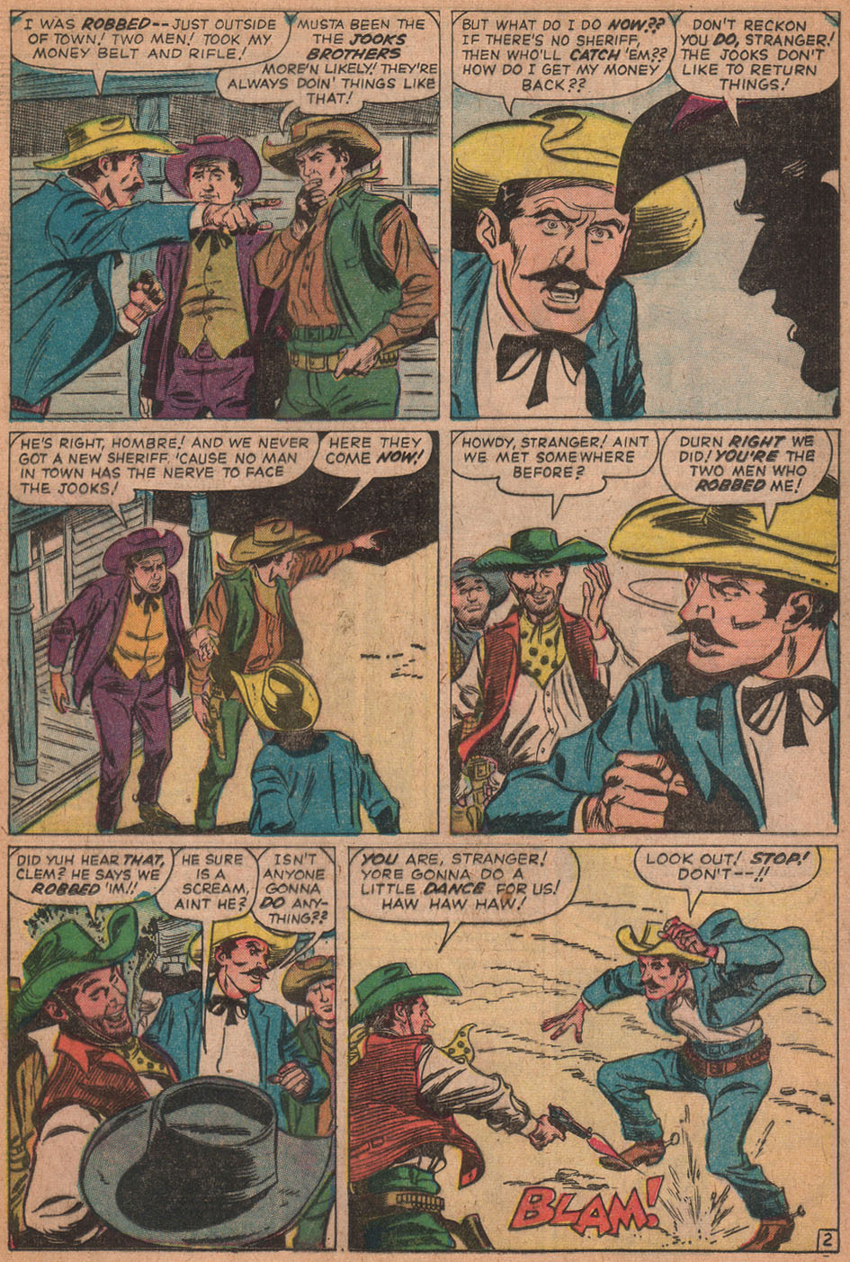 The Rawhide Kid (1955) issue 35 - Page 21