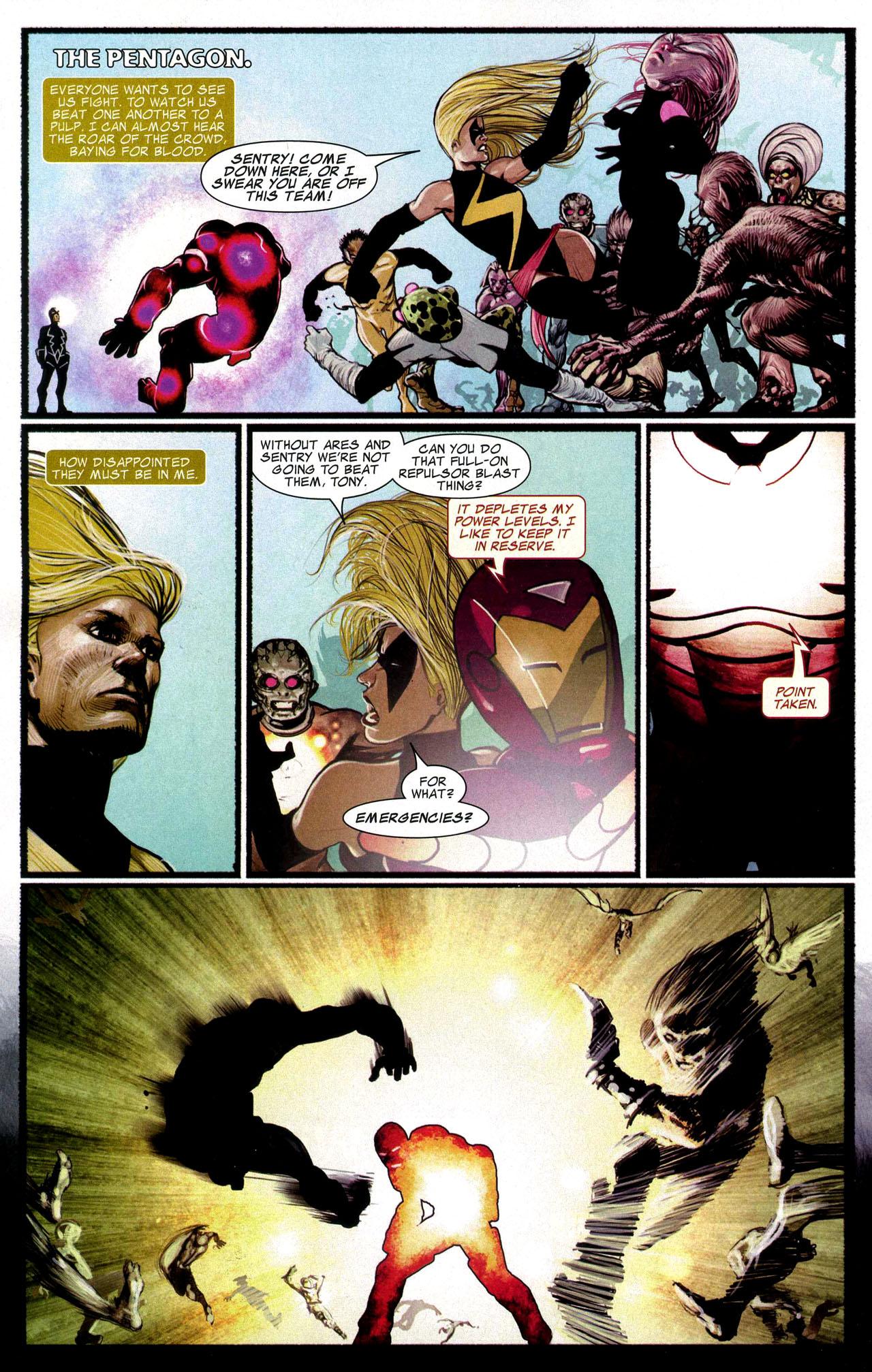 Read online Silent War comic -  Issue #5 - 16