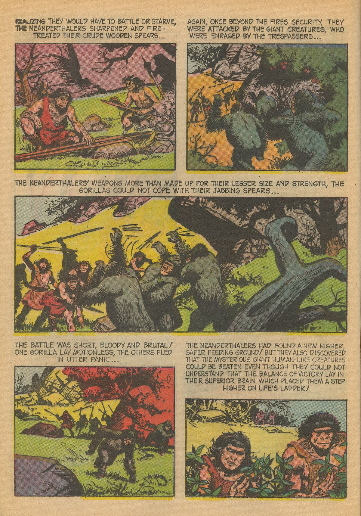 Read online Turok, Son of Stone comic -  Issue #60 - 16