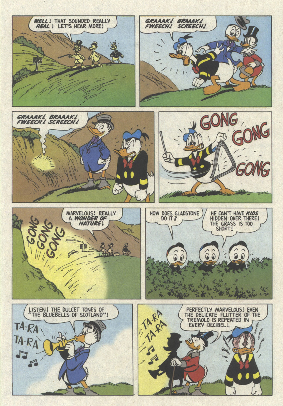 Walt Disney's Donald Duck (1952) issue 305 - Page 9