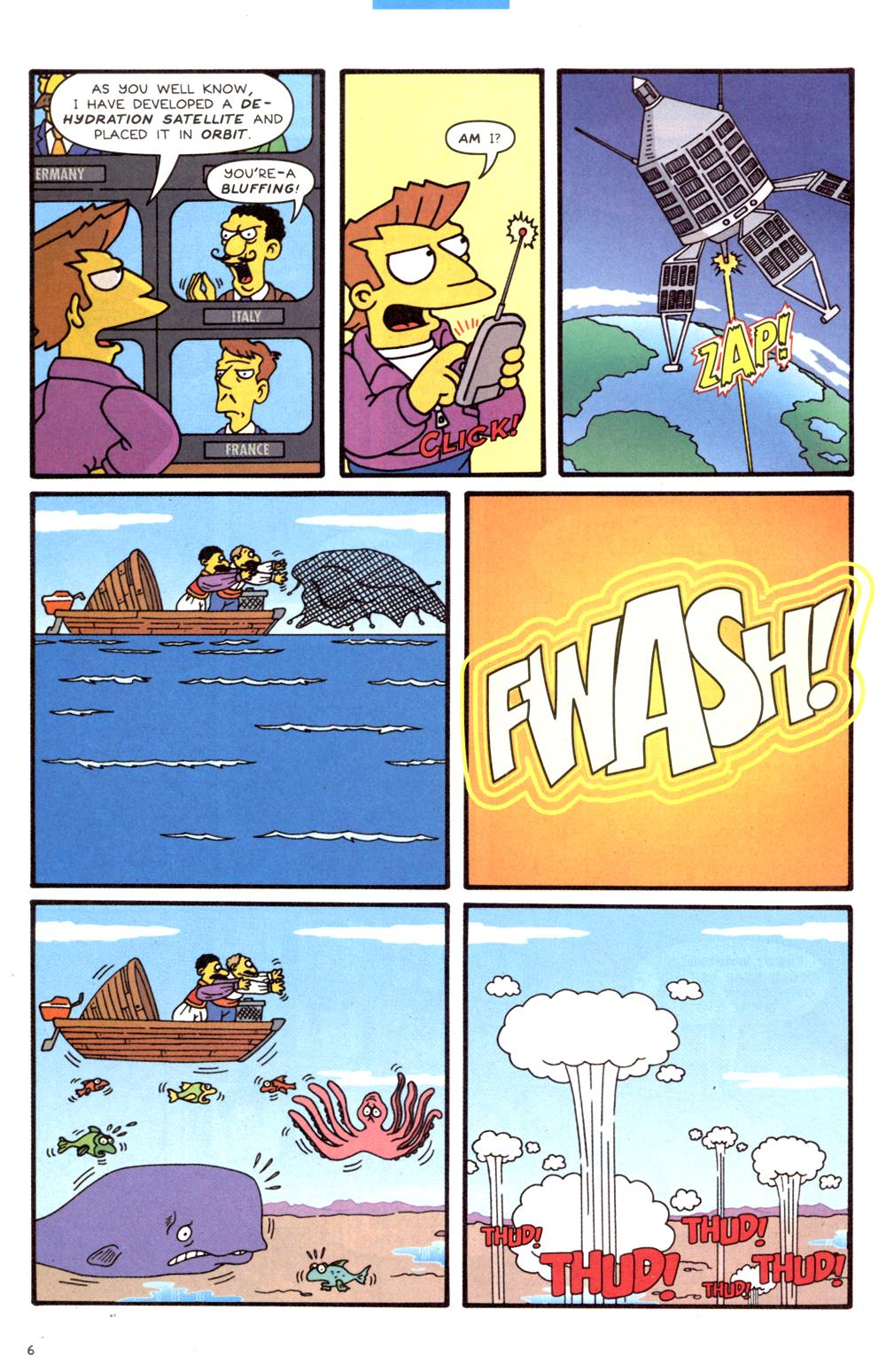 Read online Simpsons Comics comic -  Issue #82 - 22