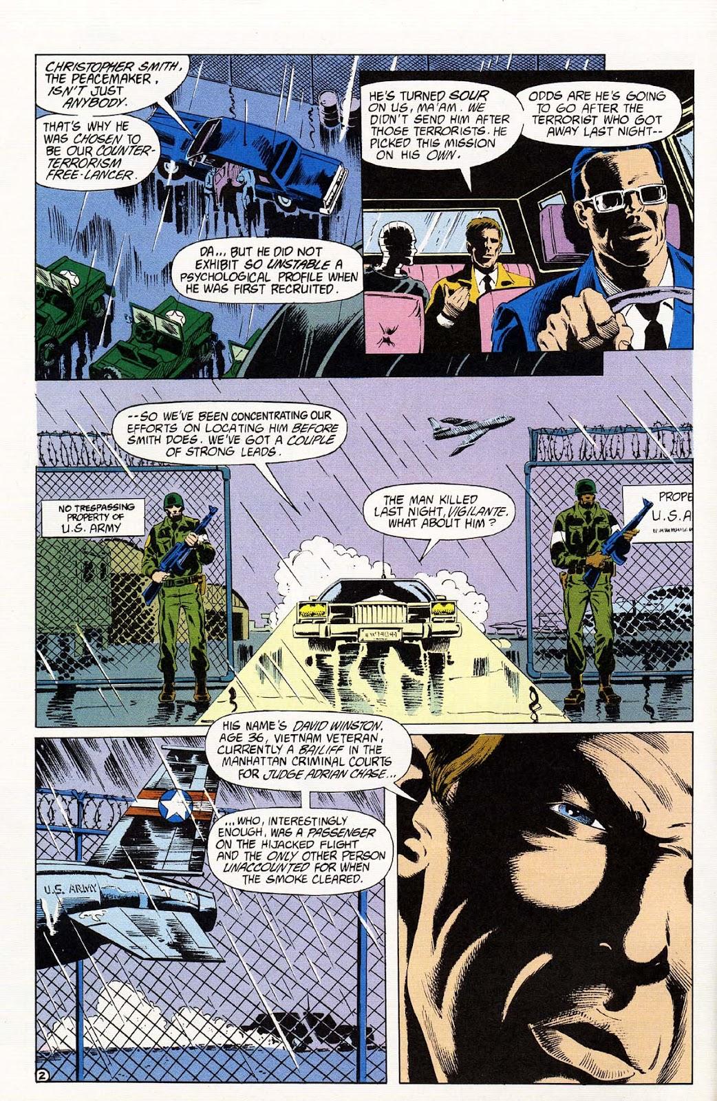 Vigilante (1983) issue 37 - Page 4