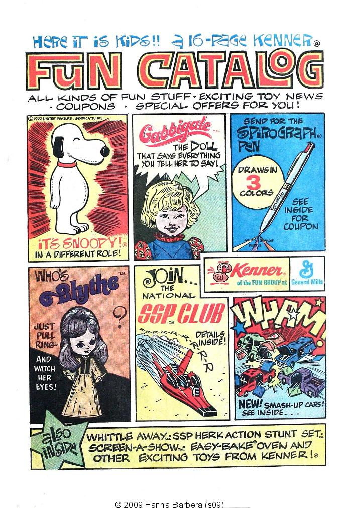 Read online Scooby-Doo... Where Are You! (1970) comic -  Issue #15 - 19