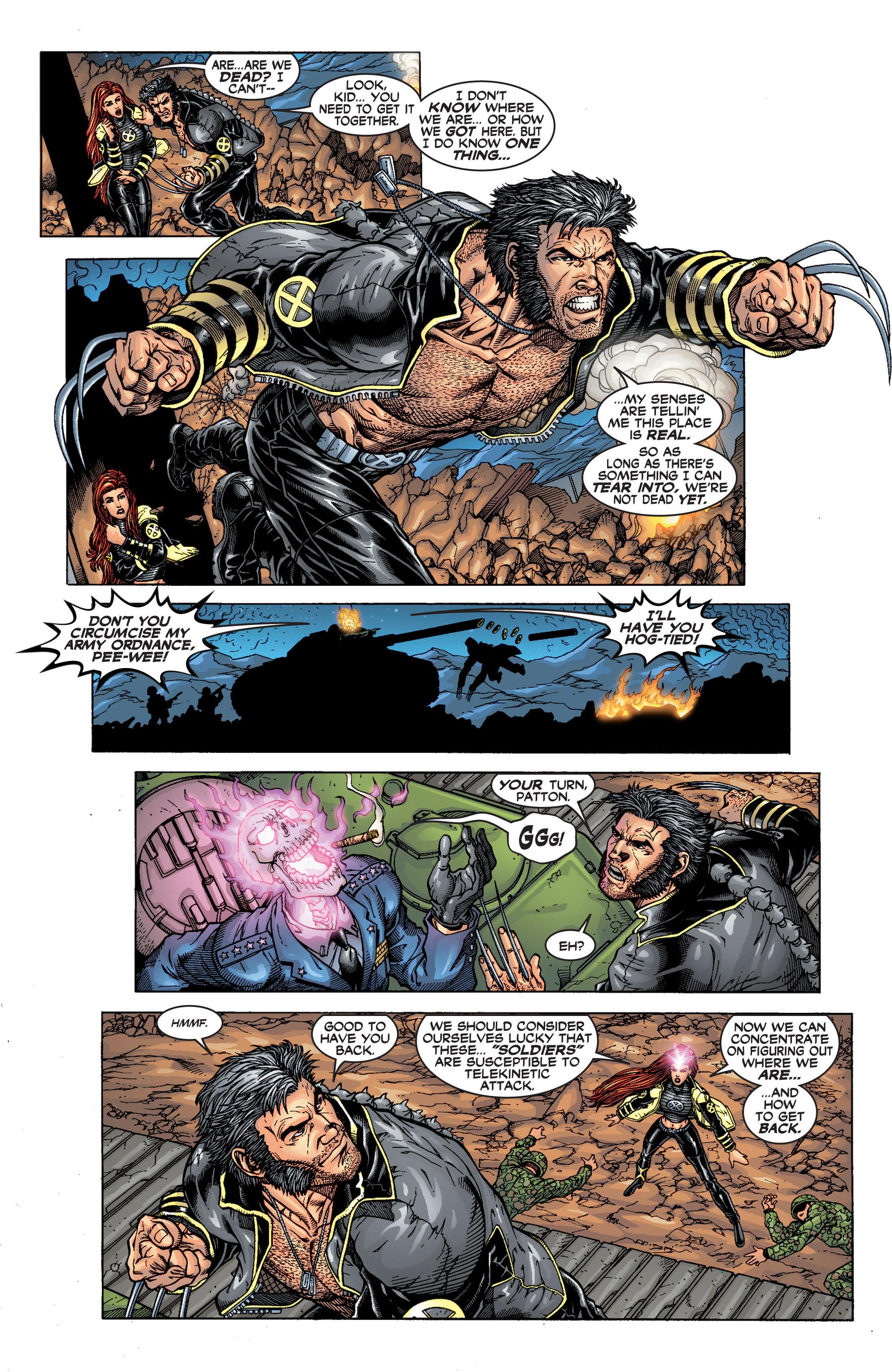Read online Uncanny X-Men (1963) comic -  Issue #394 - 14