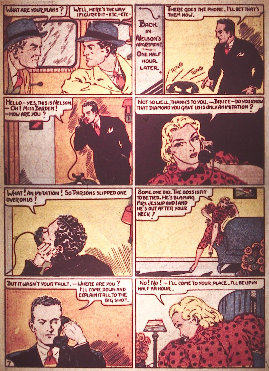 Read online Detective Comics (1937) comic -  Issue #16 - 28
