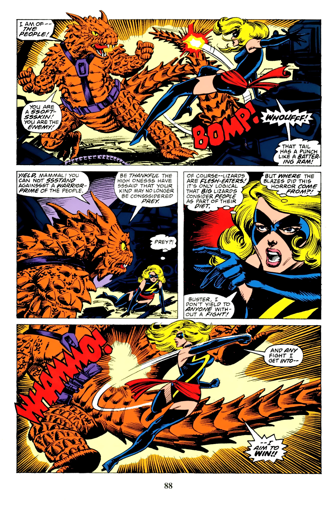 Read online Giant-Size Ms. Marvel comic -  Issue # Full - 82