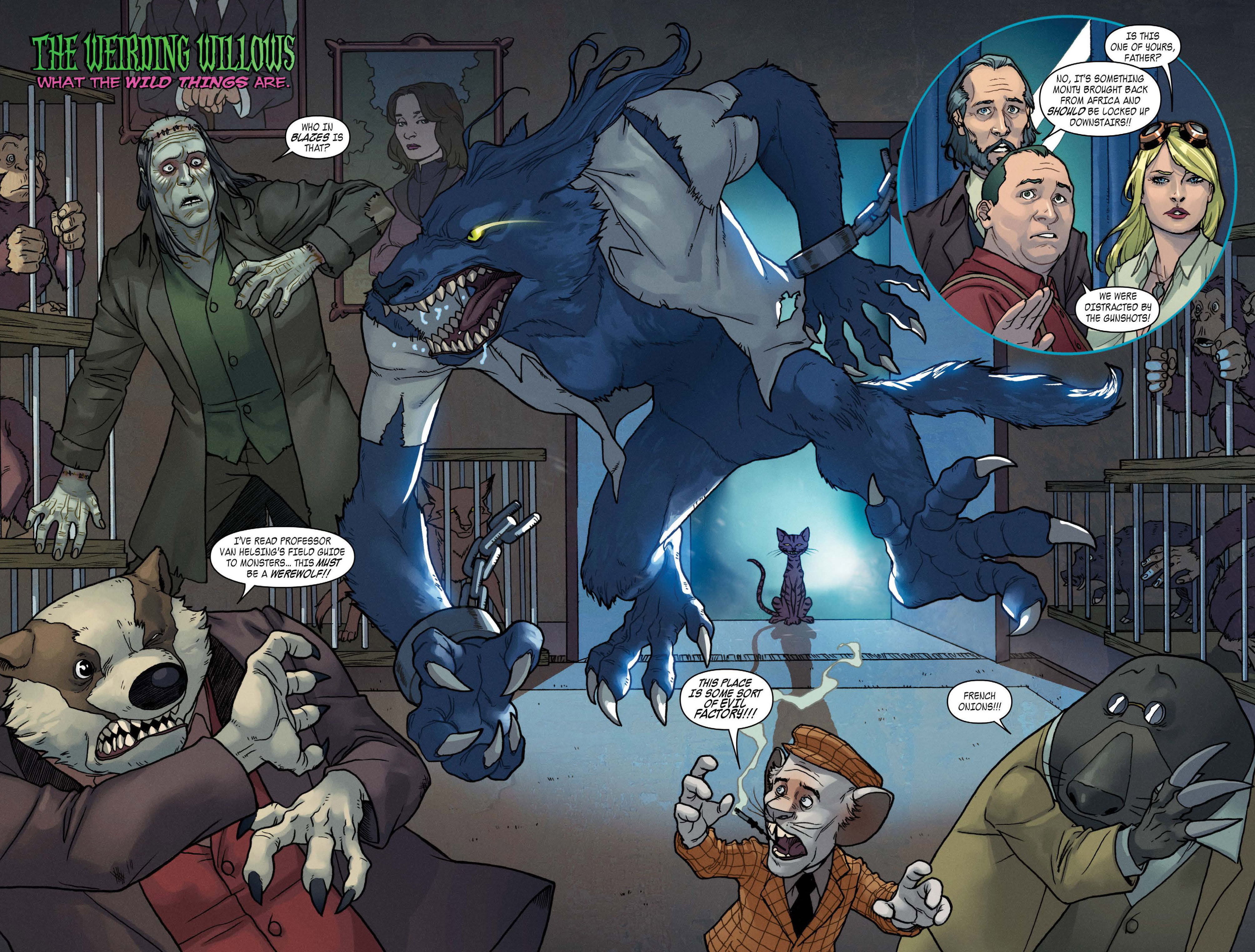 Read online A1 comic -  Issue #6 - 4