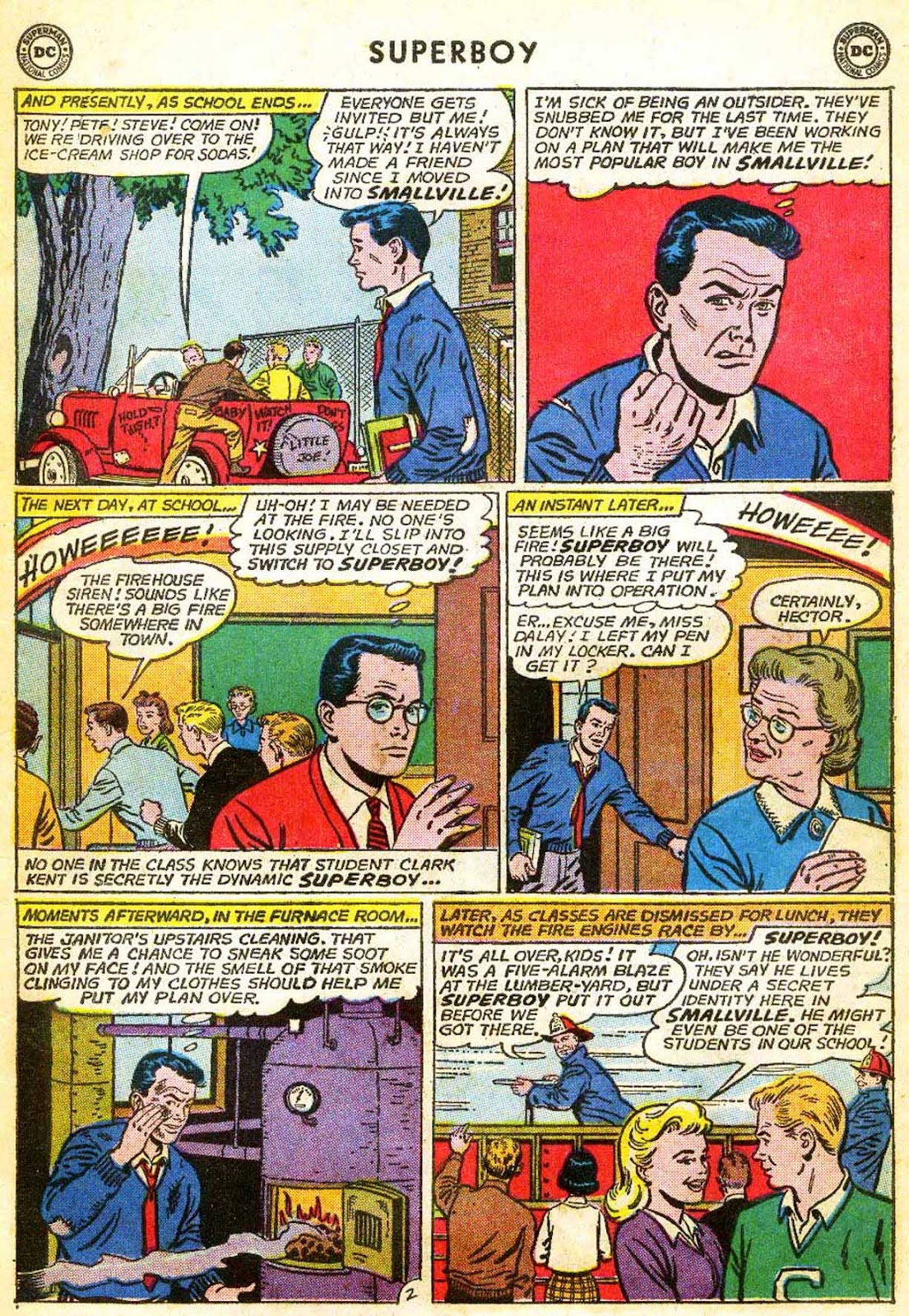 Superboy (1949) issue 116 - Page 11