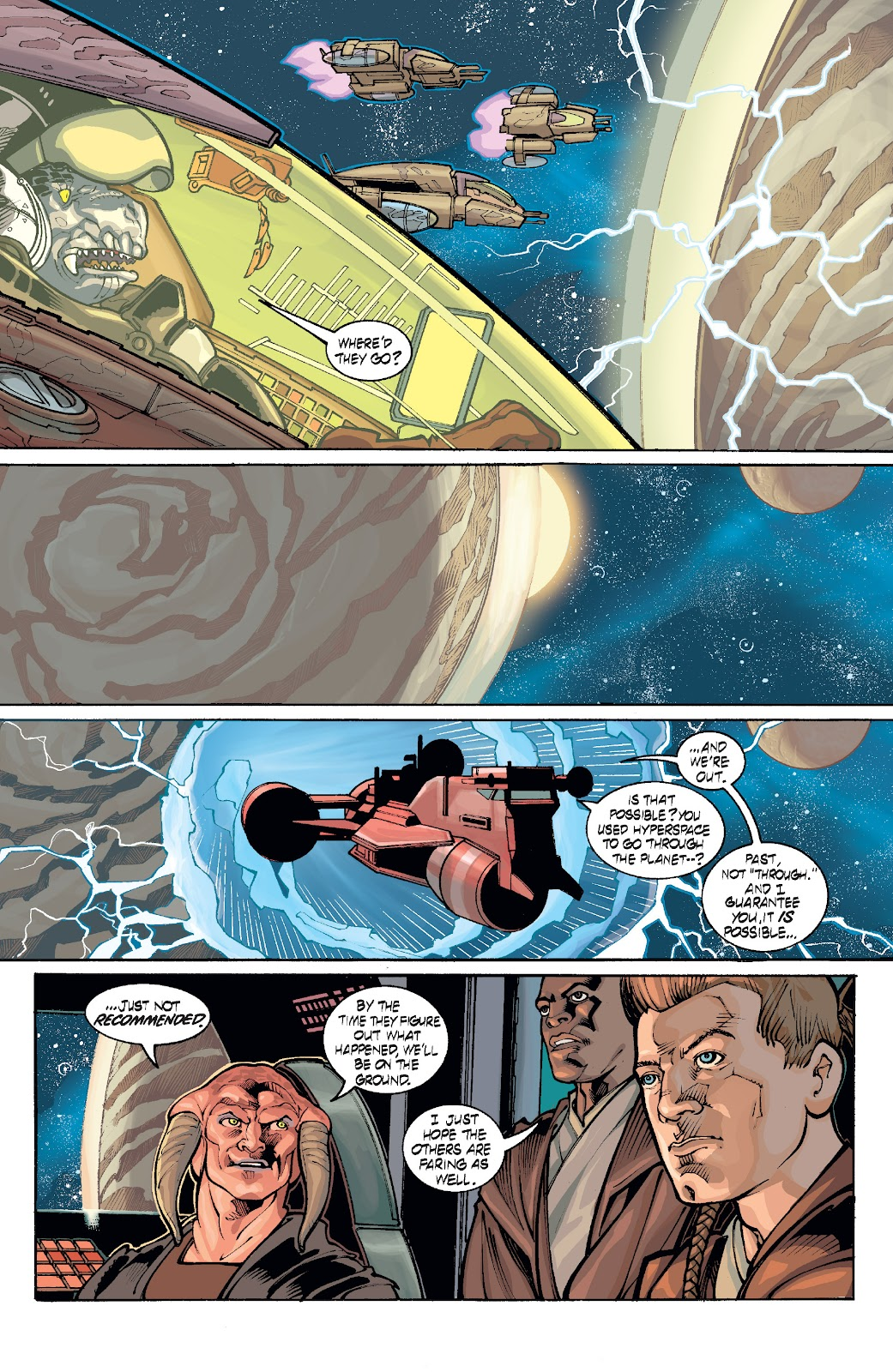 Read online Star Wars Legends: Rise of the Sith - Epic Collection comic -  Issue # TPB 1 (Part 4) - 87
