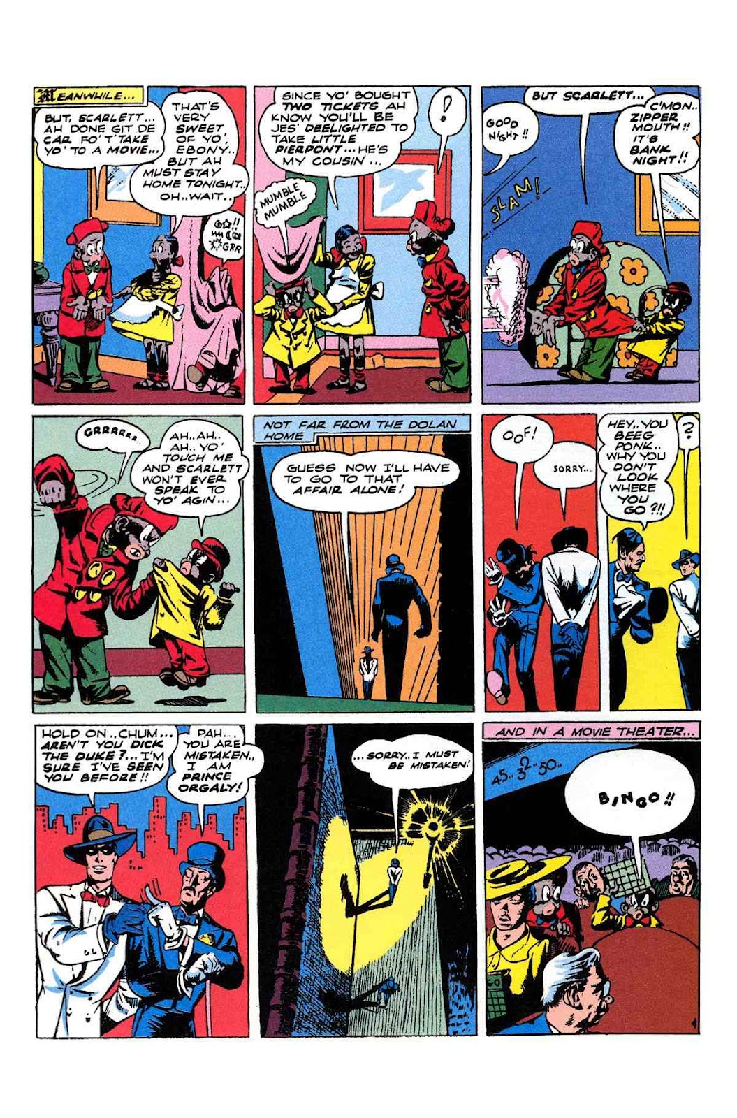 Read online Will Eisner's The Spirit Archives comic -  Issue # TPB 2 (Part 2) - 104