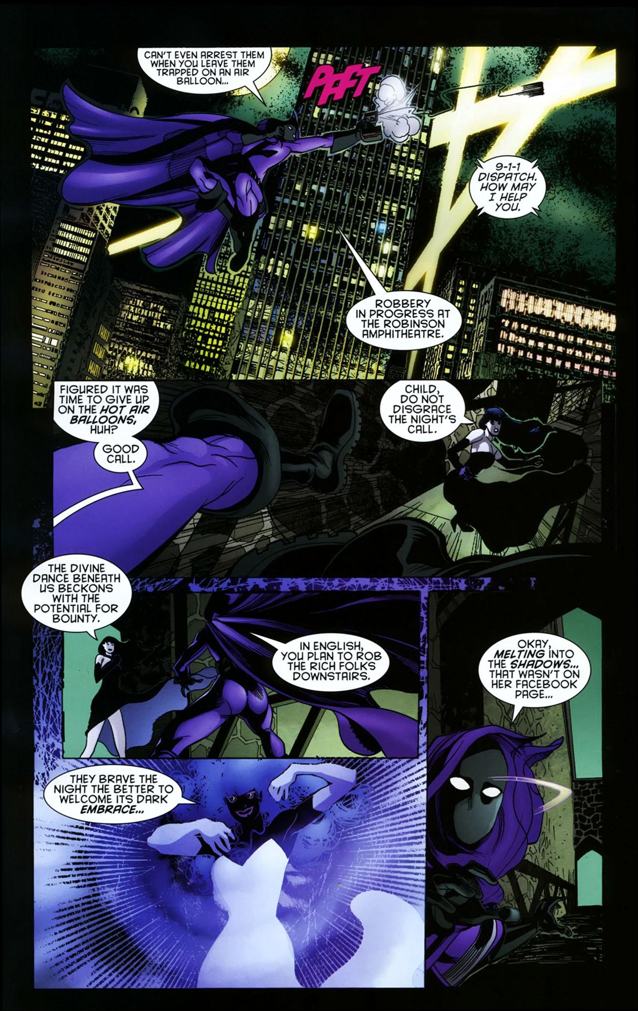 Read online Gotham Gazette comic -  Issue # Issue Batman Alive - 15