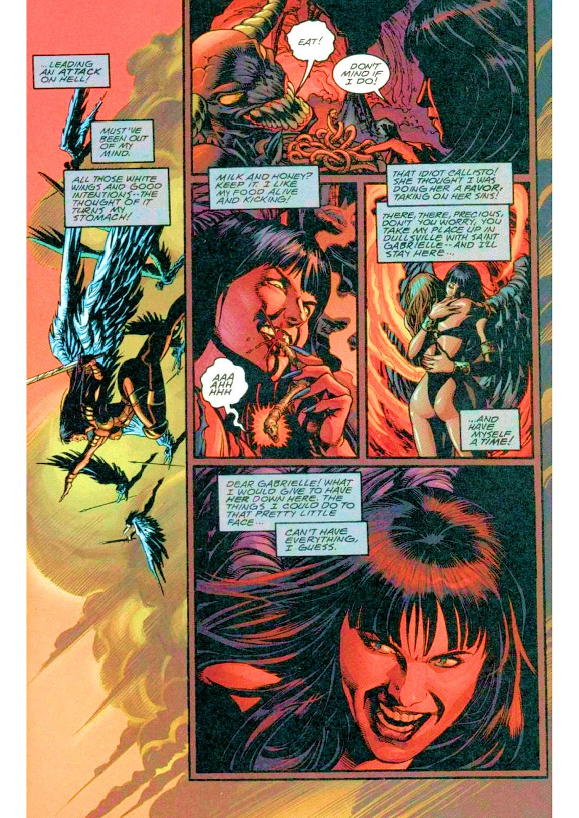 Xena: Warrior Princess (1999) Issue #3 #3 - English 6