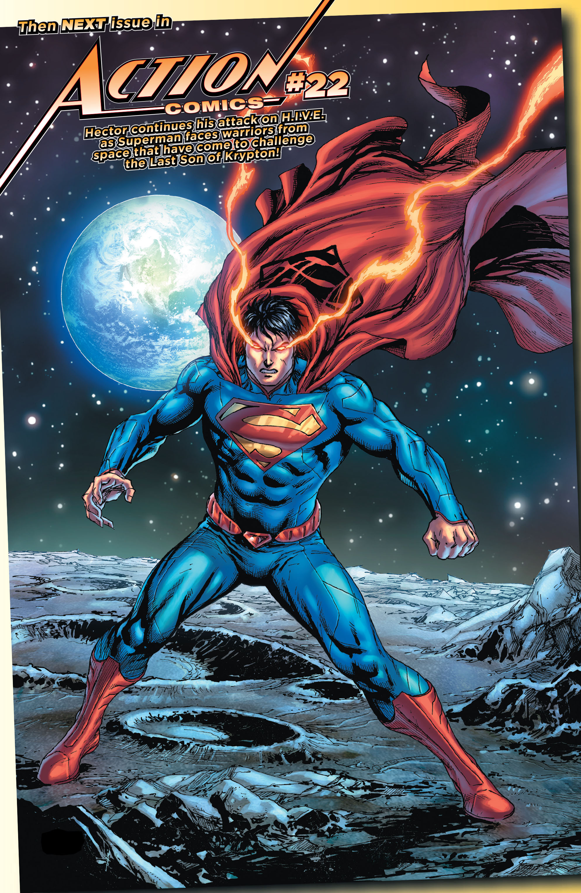 Read online Action Comics (2011) comic -  Issue #21 - 2