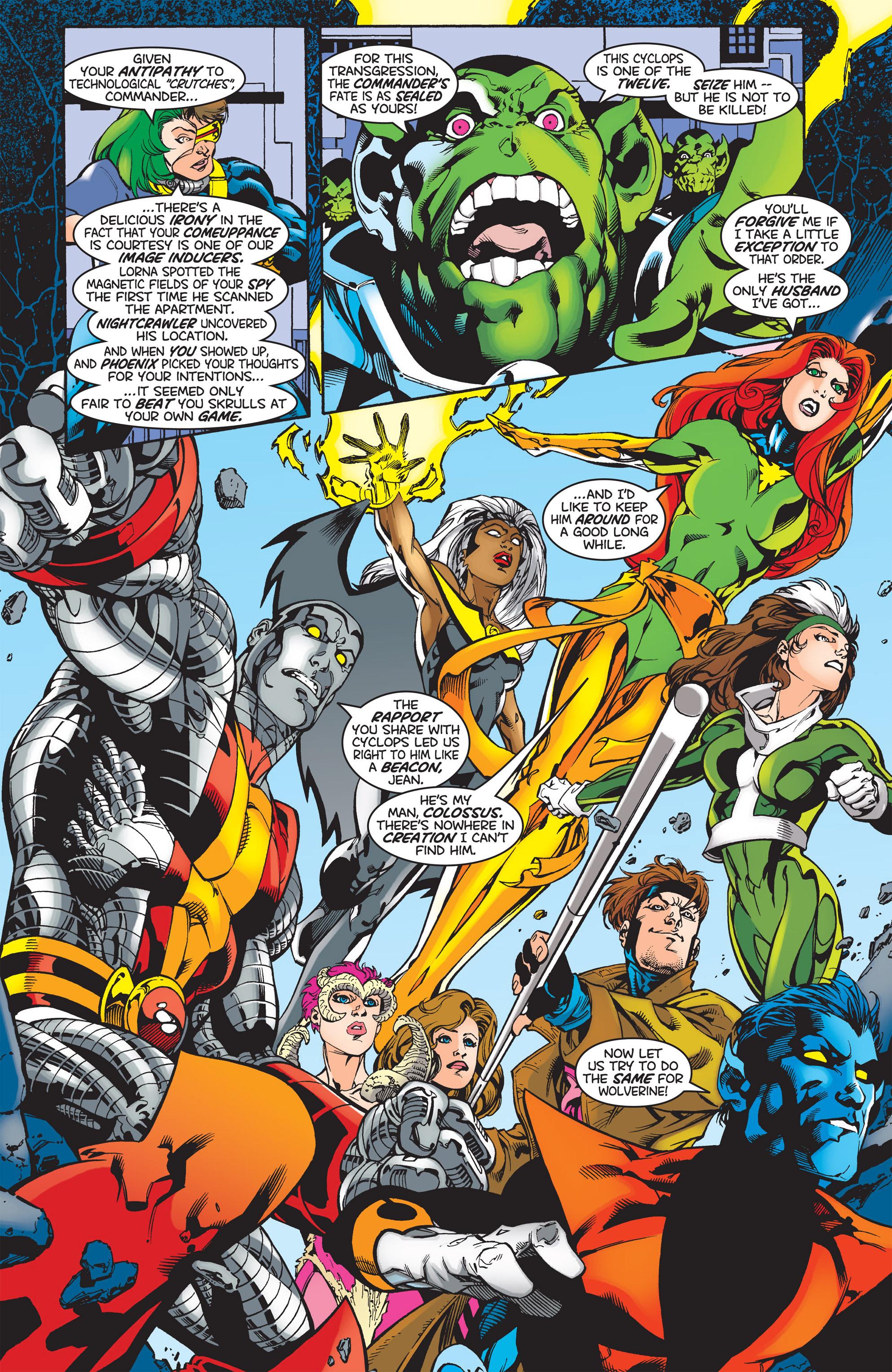X-Men (1991) 95 Page 13
