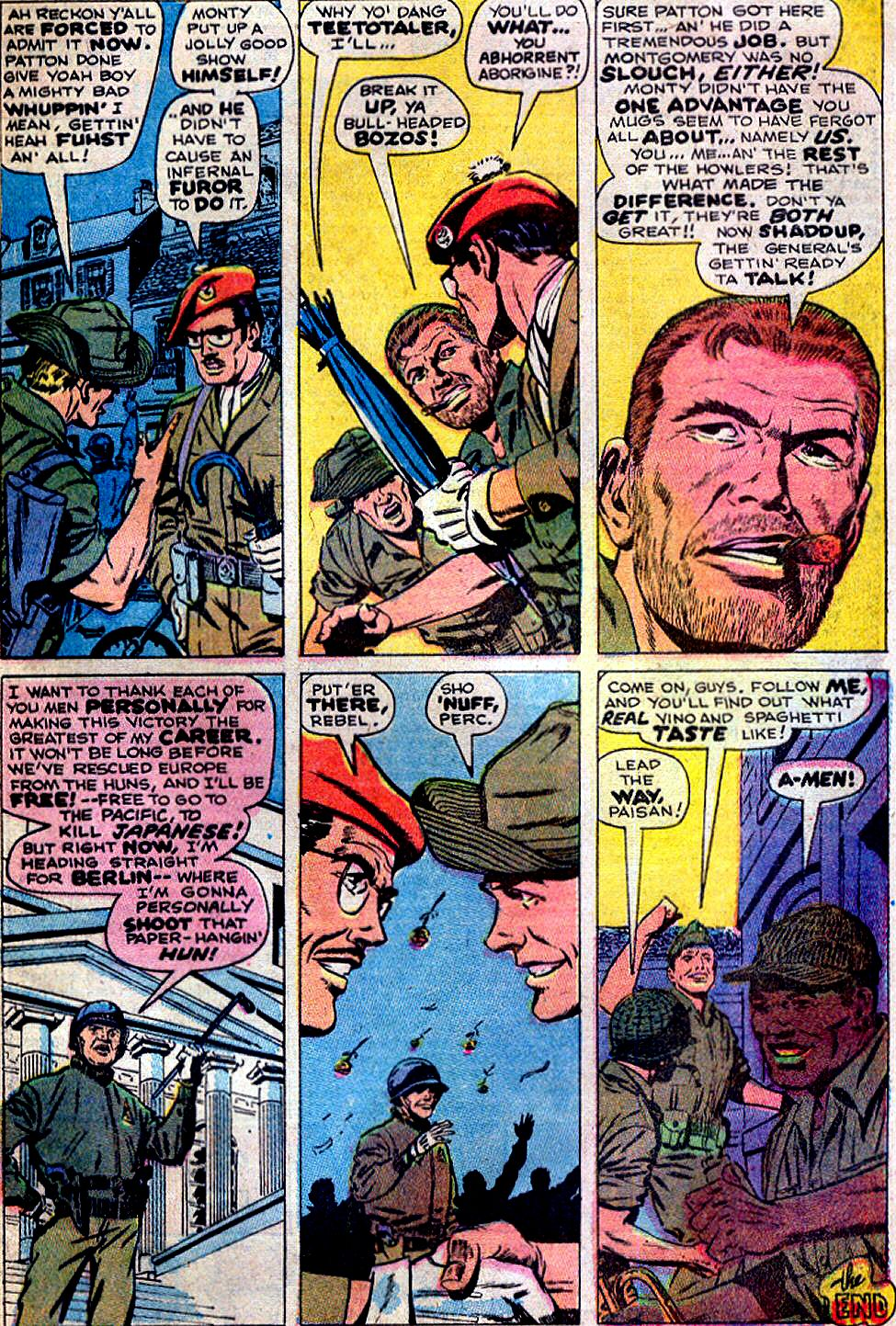Read online Sgt. Fury comic -  Issue #88 - 29