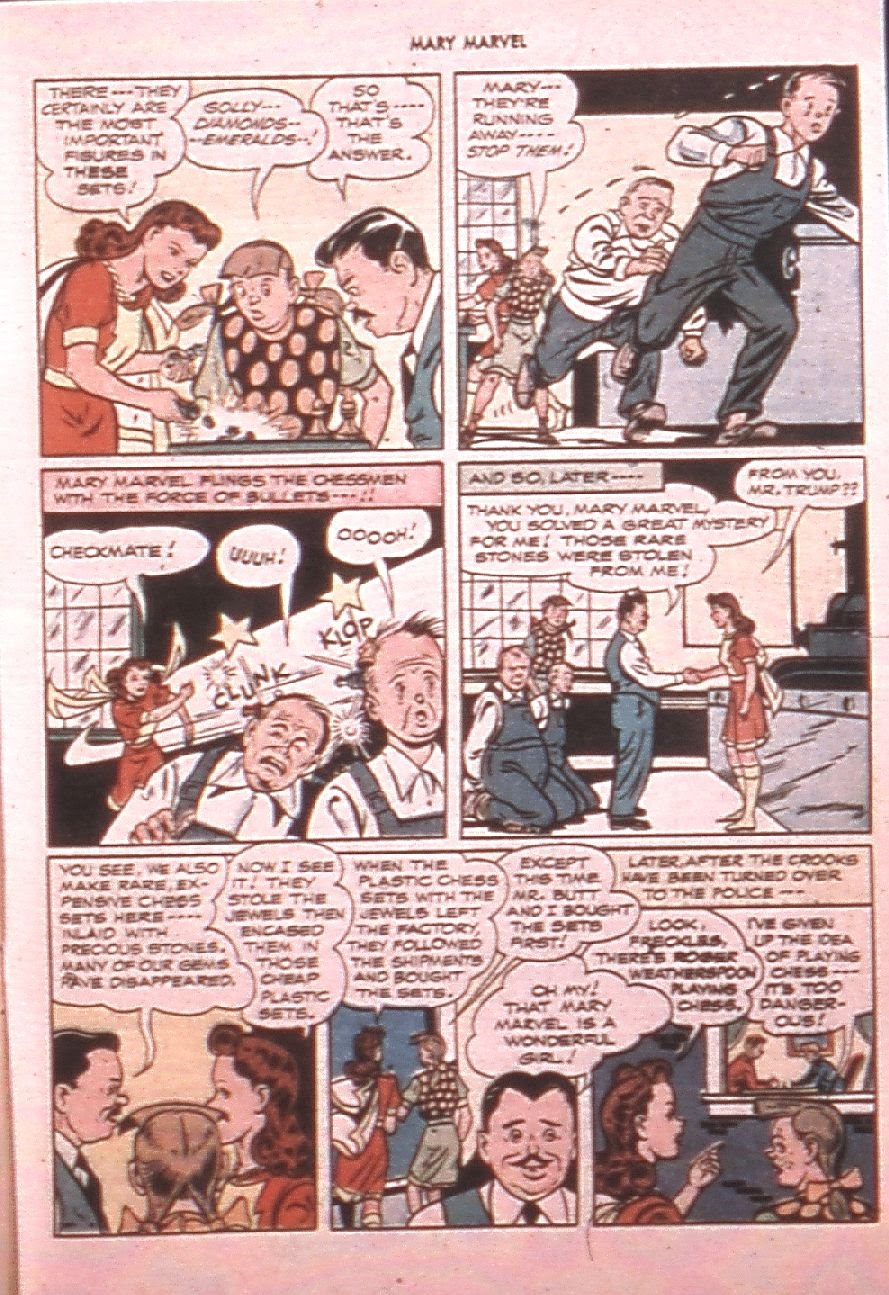 Mary Marvel issue 25 - Page 21