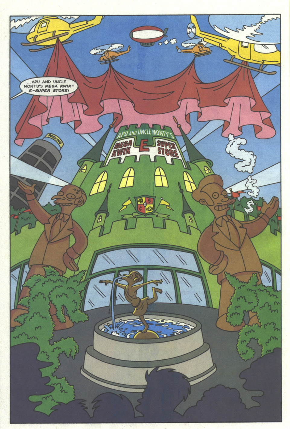 Read online Simpsons Comics comic -  Issue #22 - 13