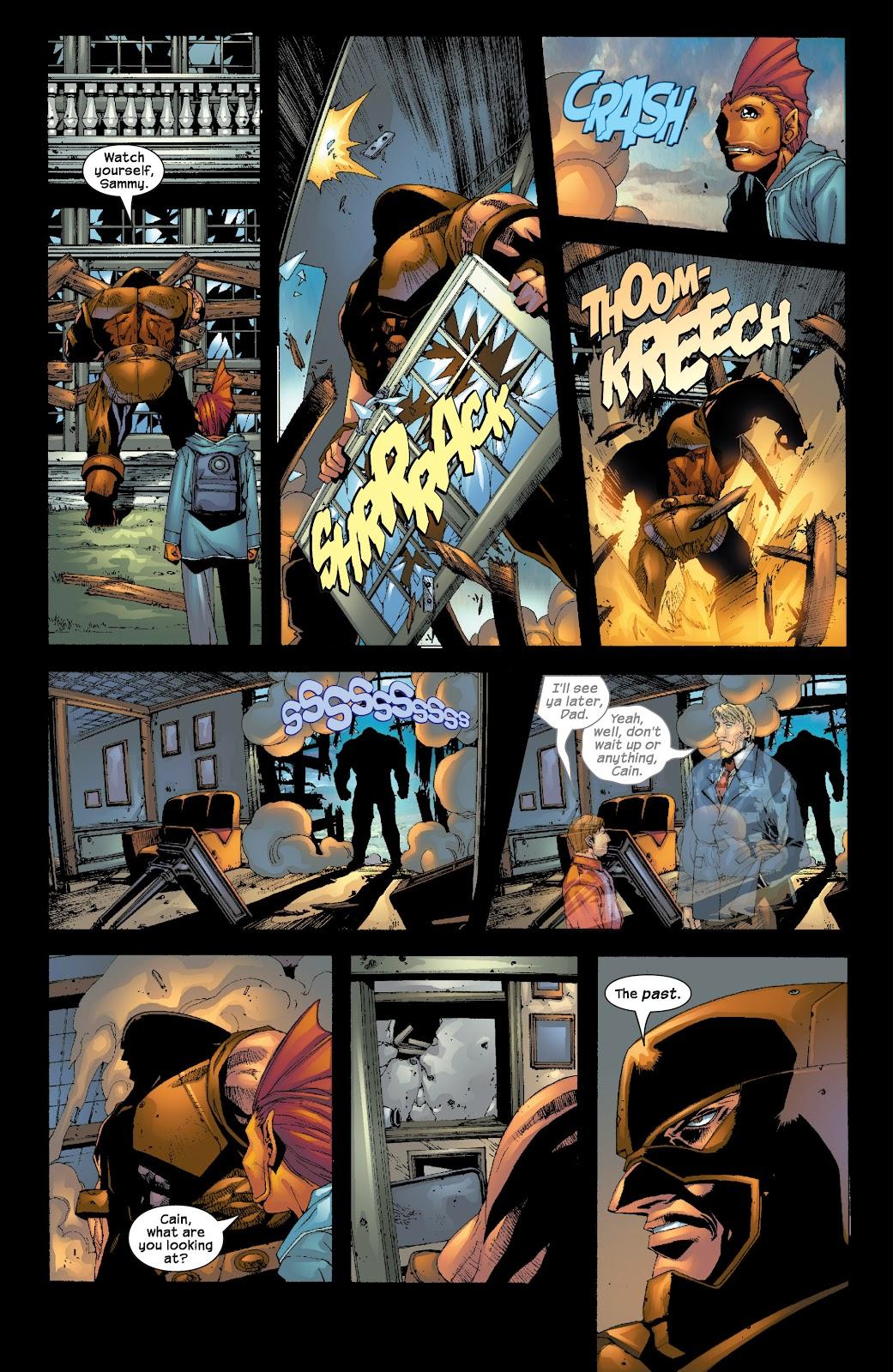 Uncanny X-Men (1963) issue 416 - Page 19