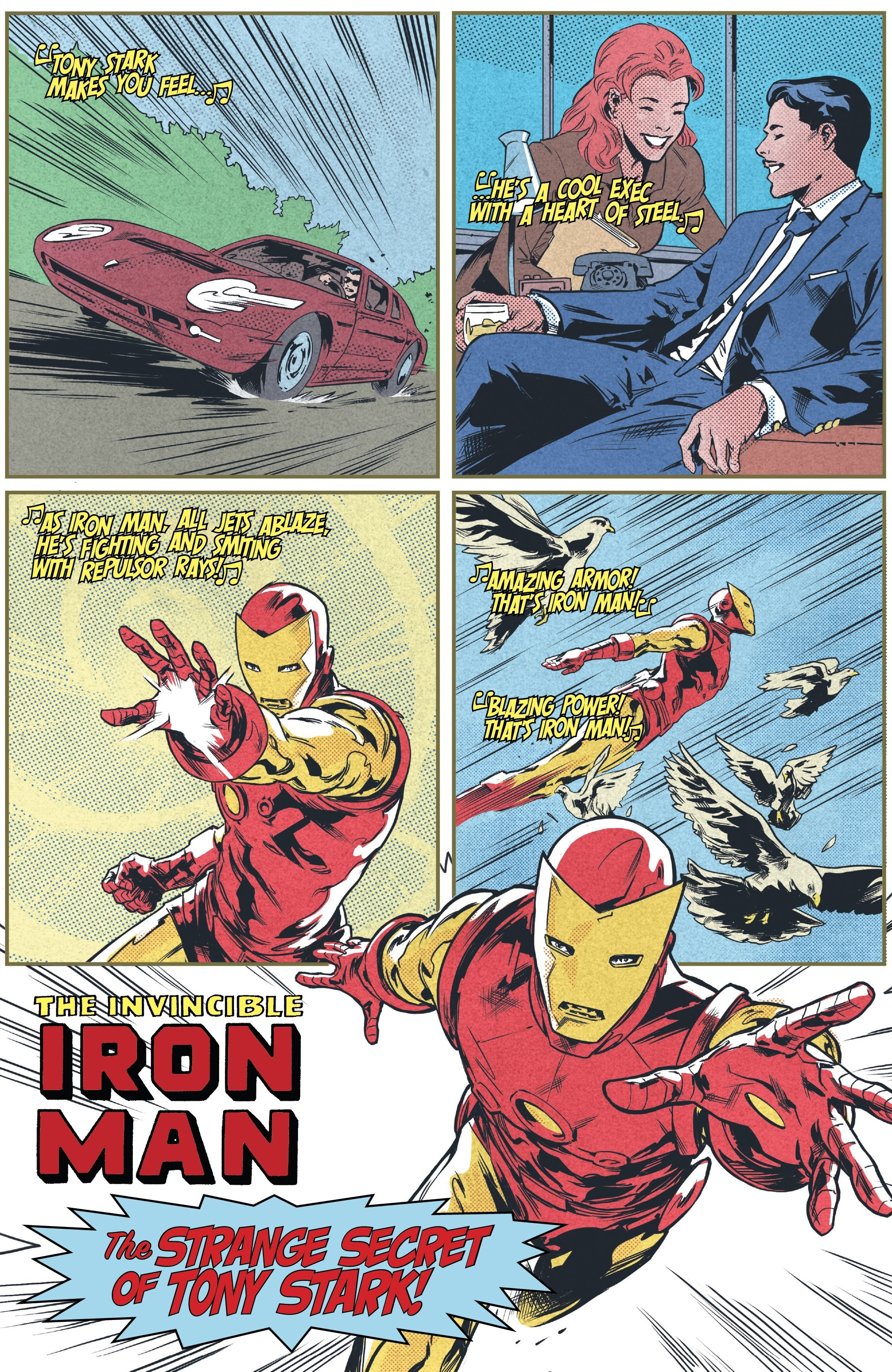 Read online Tony Stark: Iron Man comic -  Issue #9 - 9