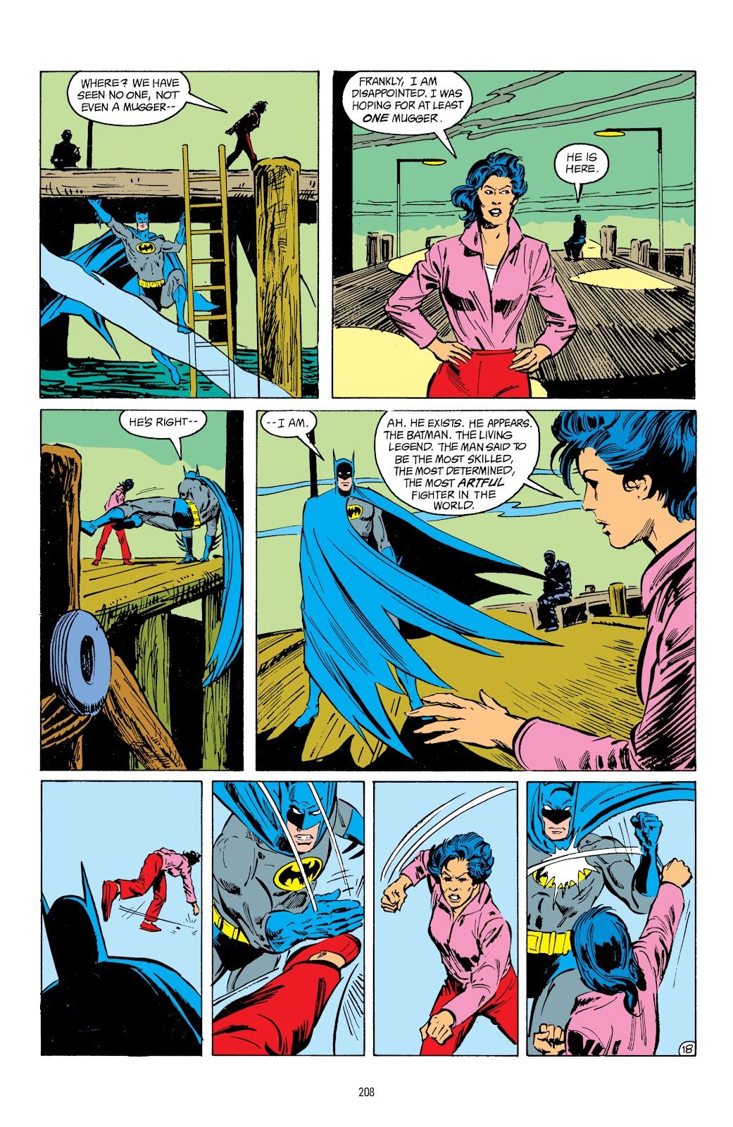 Read online Detective Comics (1937) comic -  Issue # _TPB Batman - The Dark Knight Detective 2 (Part 3) - 10