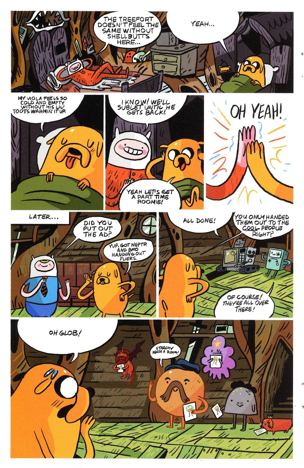 Read online Adventure Time Comics comic -  Issue #6 - 17