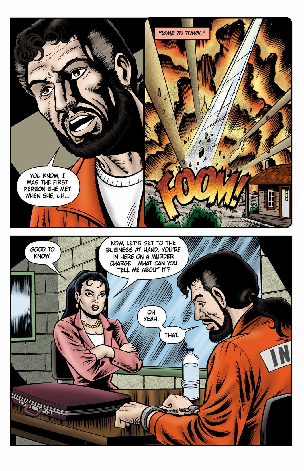 Read online SideChicks comic -  Issue #4 - 12