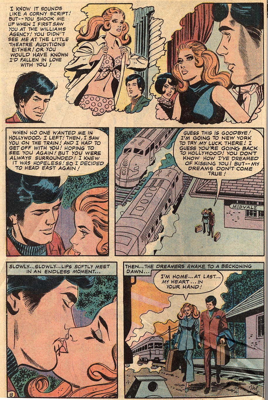 Read online Secret Hearts comic -  Issue #150 - 32