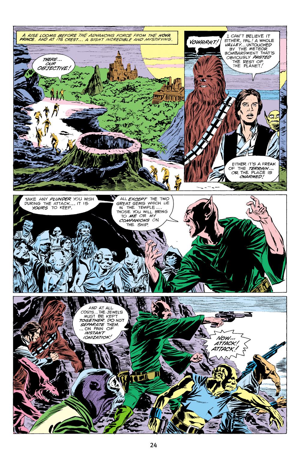 Read online Star Wars Omnibus comic -  Issue # Vol. 16 - 25