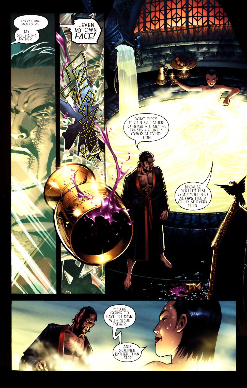 Read online Scion comic -  Issue #11 - 18