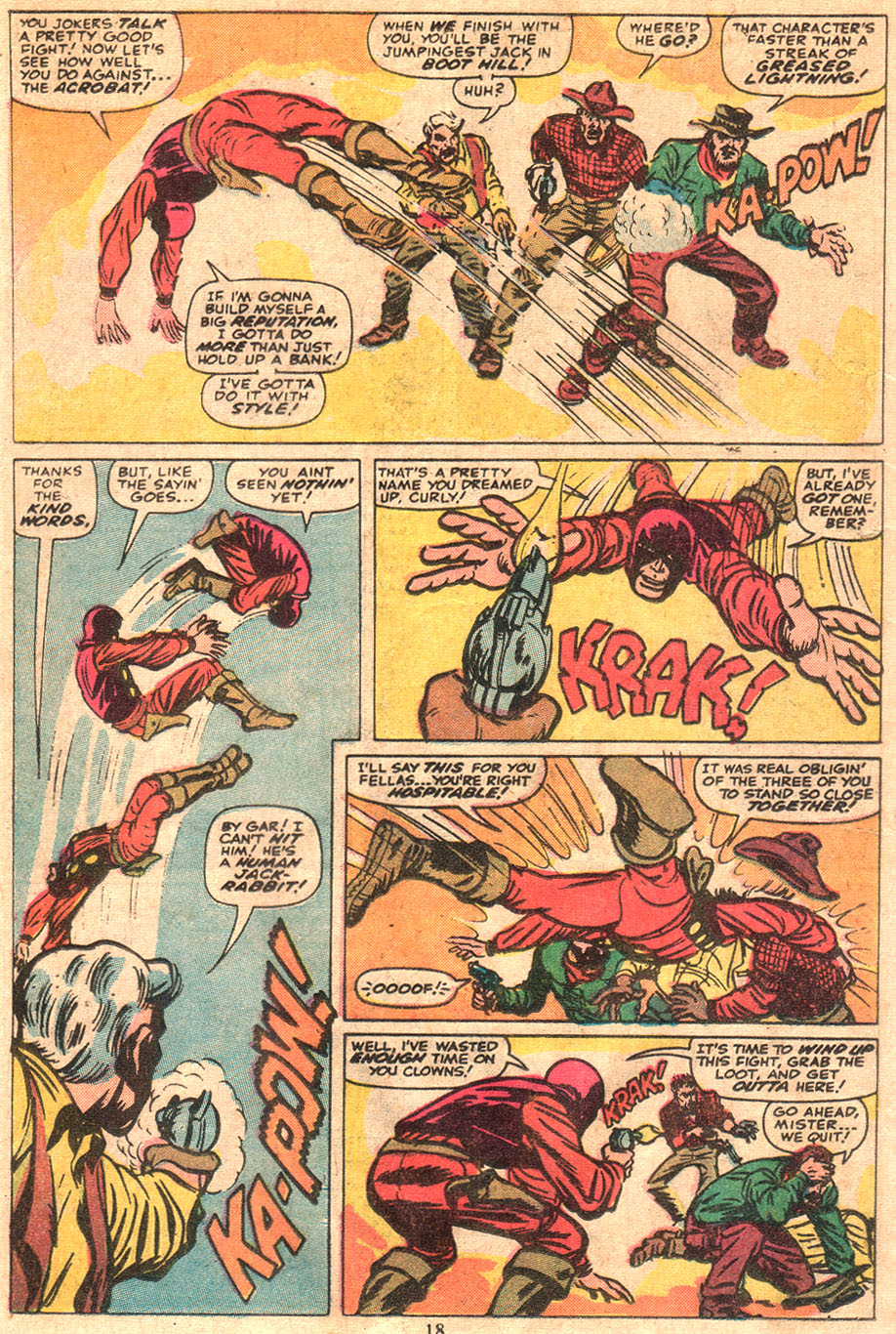 The Rawhide Kid (1955) issue 118 - Page 20