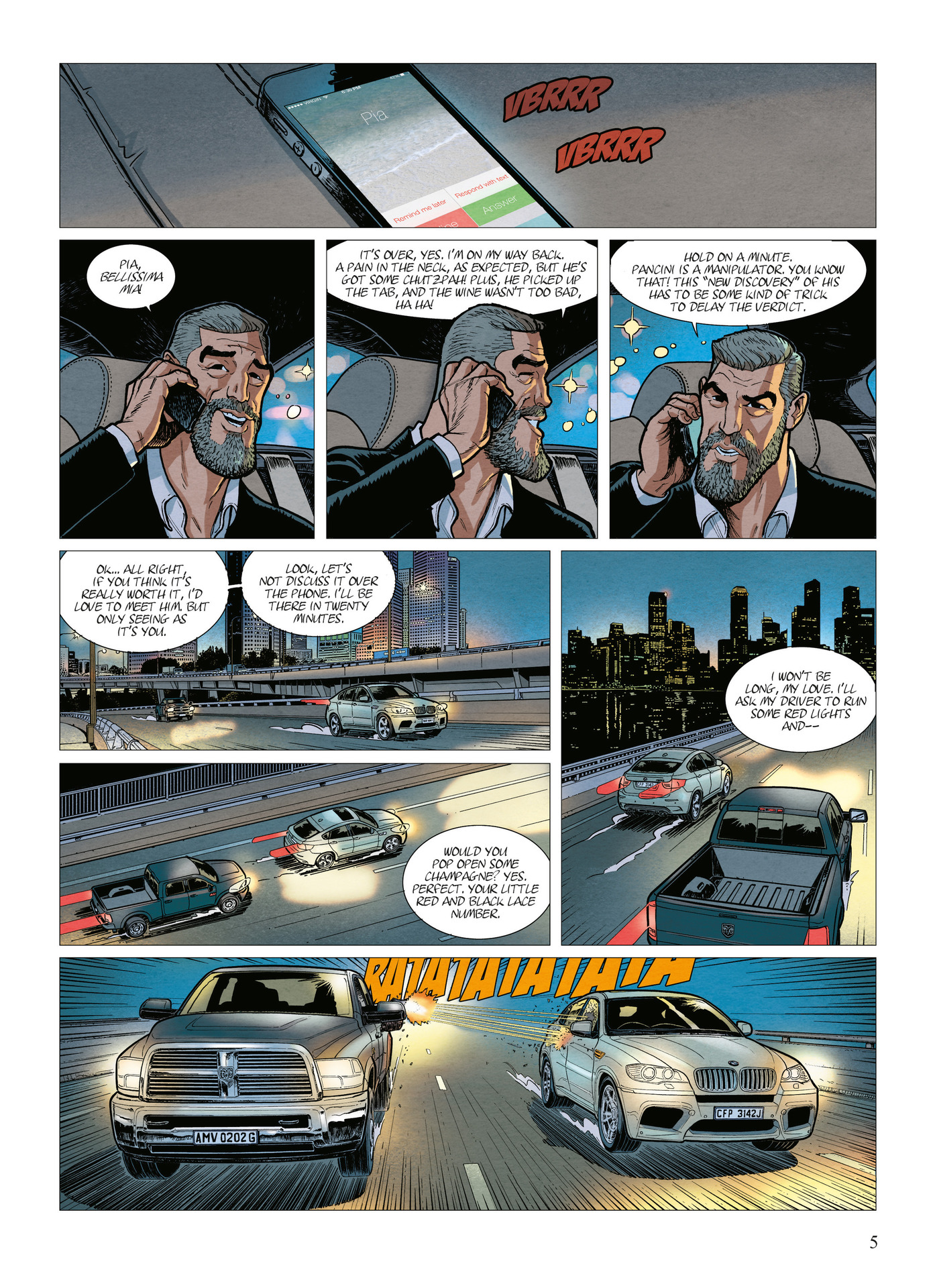 Read online Alter Ego comic -  Issue #10 - 6