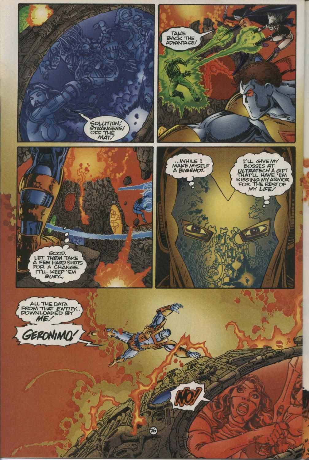 Read online Break-Thru comic -  Issue #2 - 27