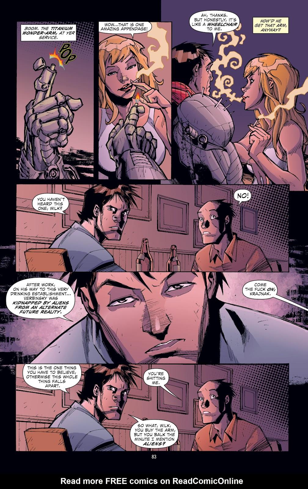 Read online Strange Adventures (2014) comic -  Issue # TPB (Part 1) - 80