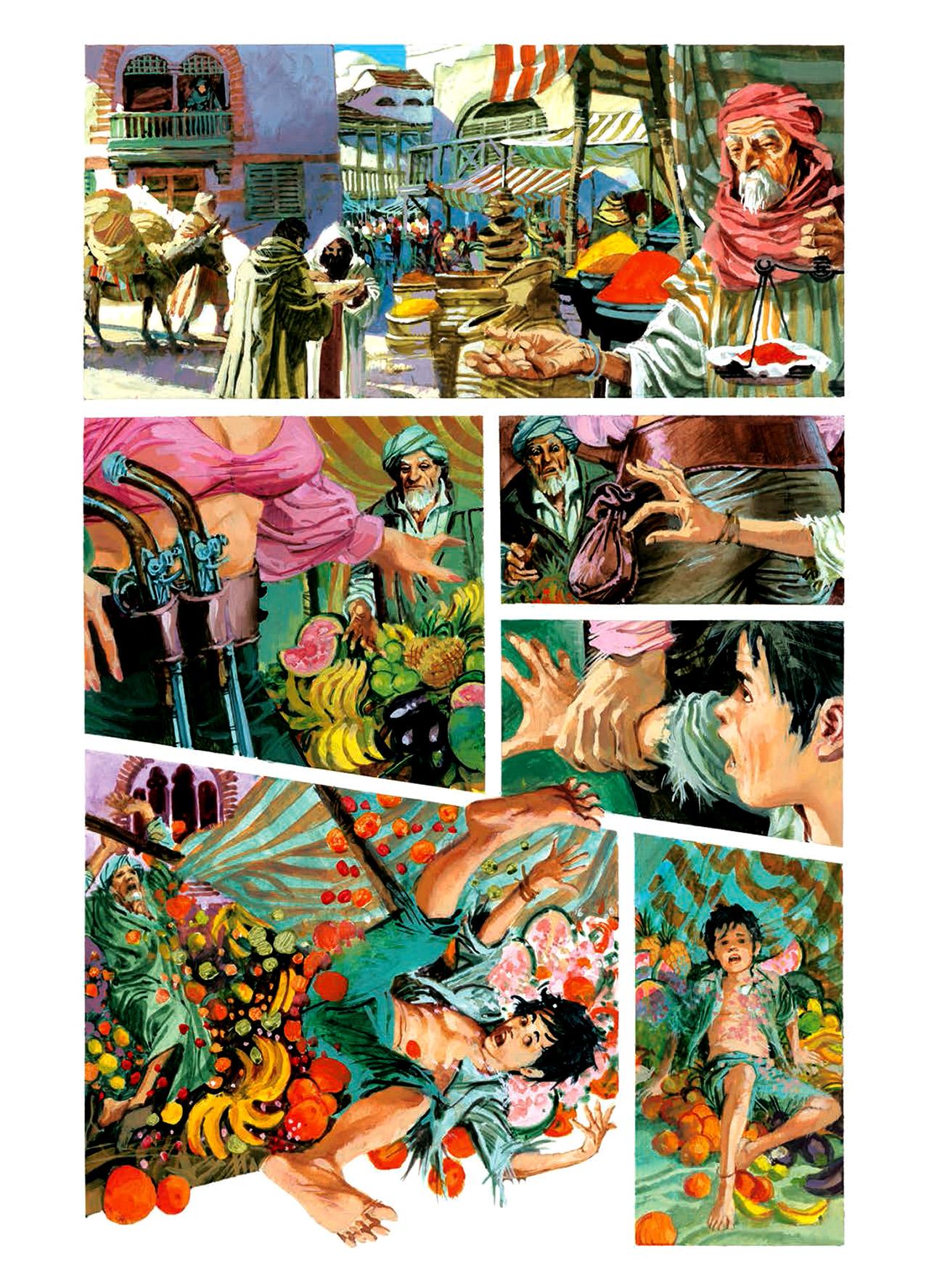 Read online Nikolai Dante comic -  Issue # TPB 6 - 115