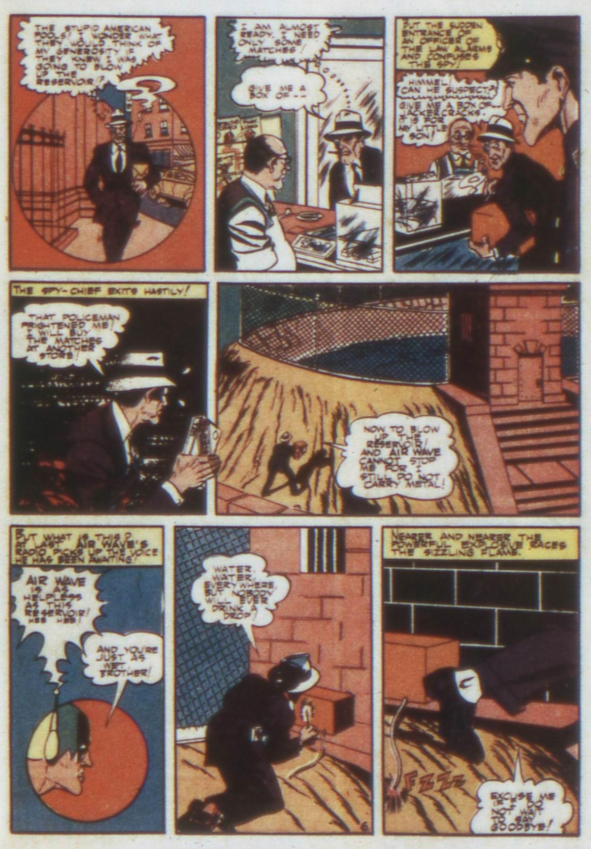 Read online Detective Comics (1937) comic -  Issue #74 - 55