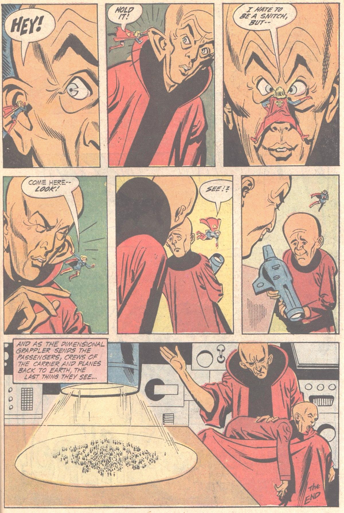 Read online Adventure Comics (1938) comic -  Issue #398 - 31