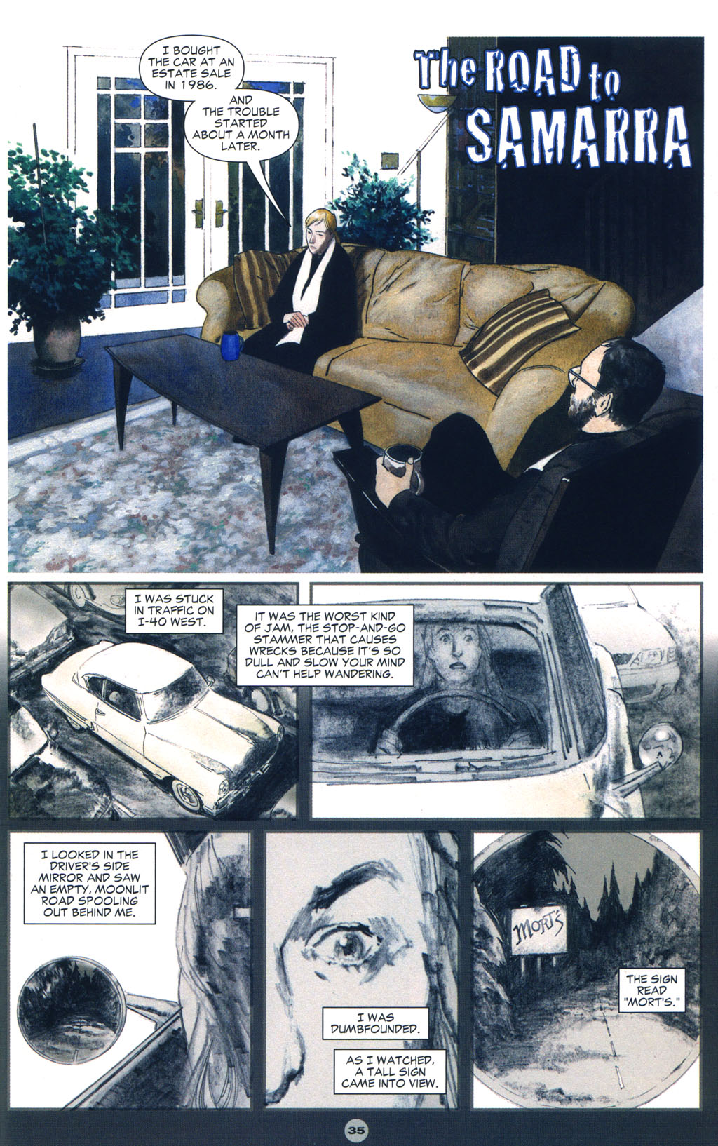 Read online Solo (2004) comic -  Issue #9 - 36