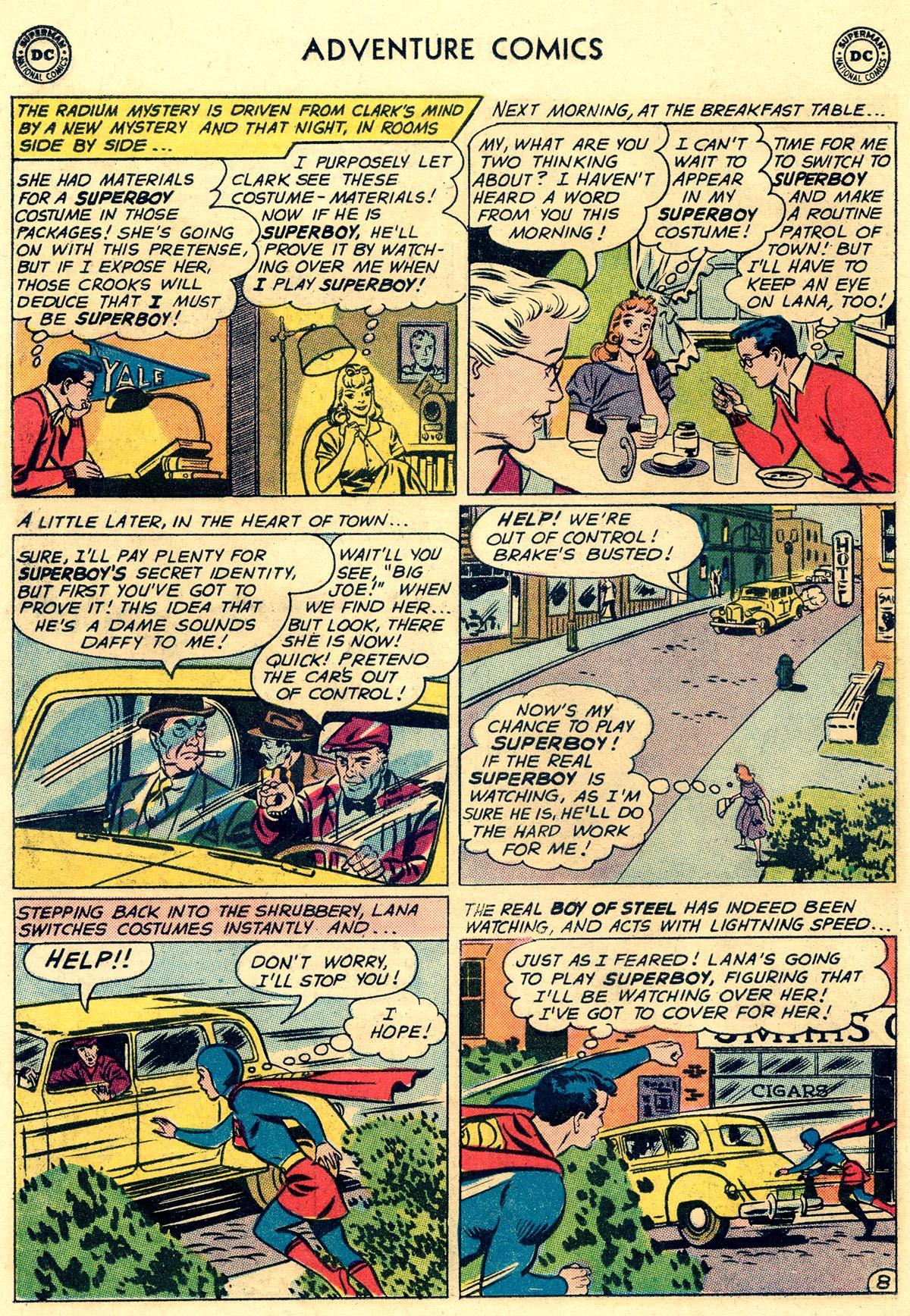 Read online Adventure Comics (1938) comic -  Issue #297 - 10