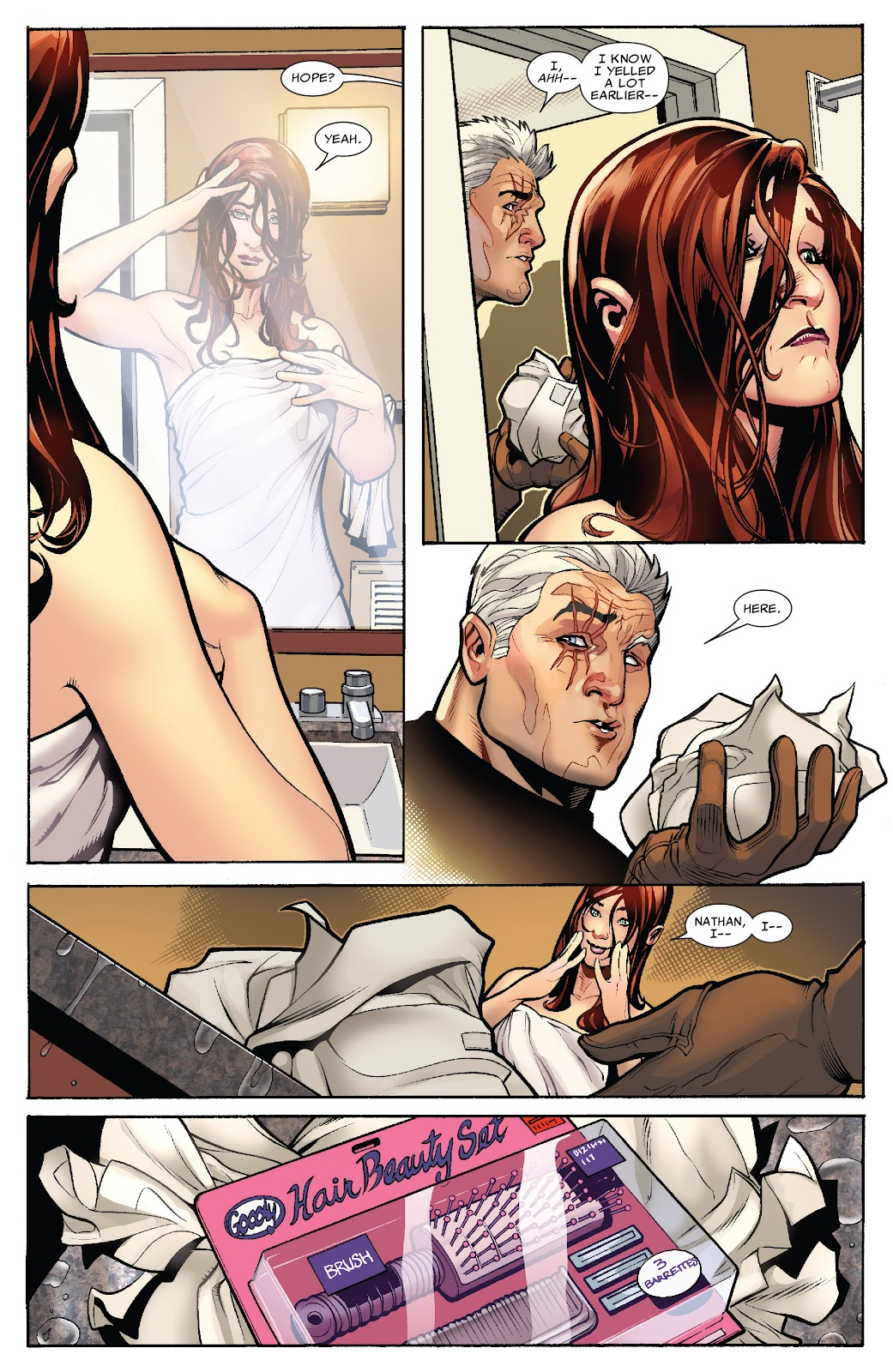 Read online X-Men: Second Coming comic -  Issue # _TPB (Part 1) - 57