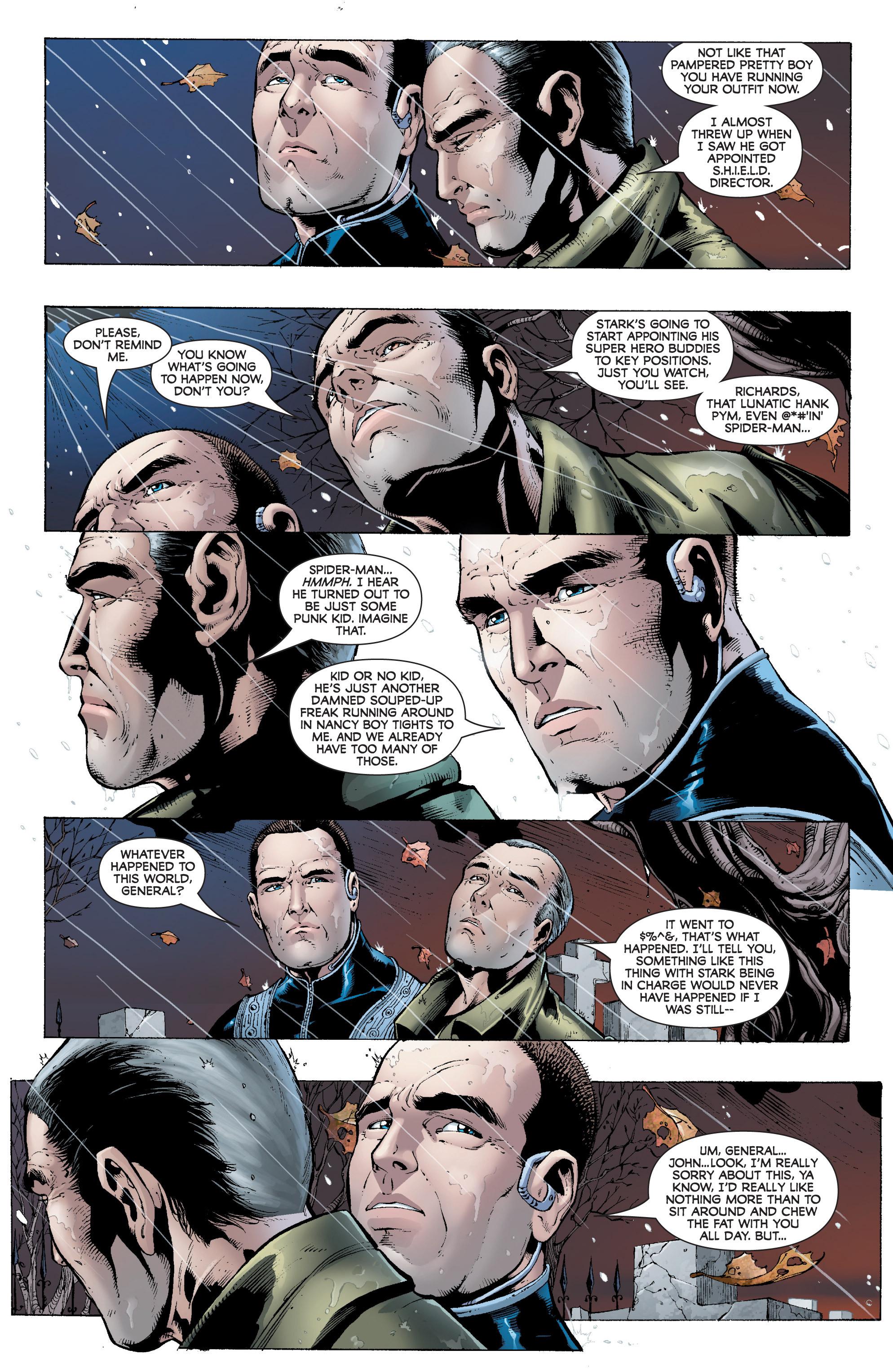 Read online World War Hulk: Gamma Corps comic -  Issue #1 - 9