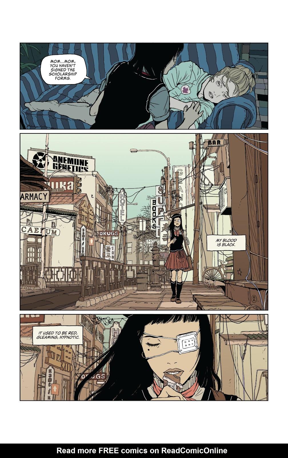 Read online Heartbeat comic -  Issue #1 - 5